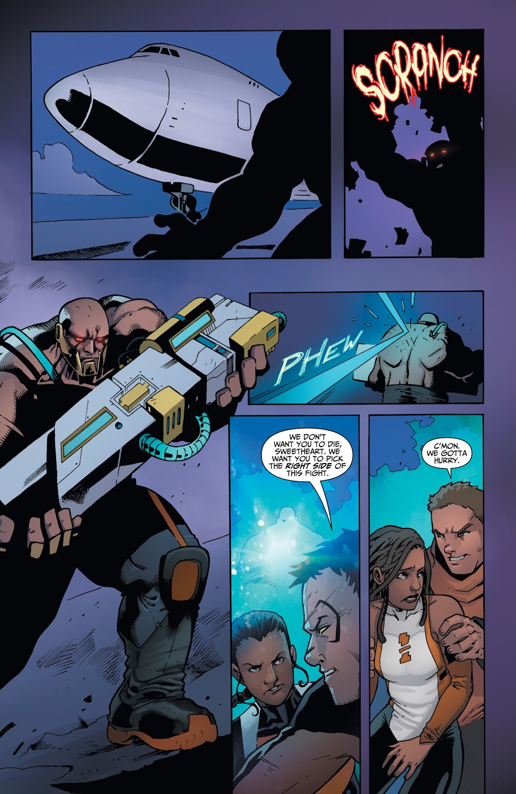 Read online Incidentals comic -  Issue #17 - 23