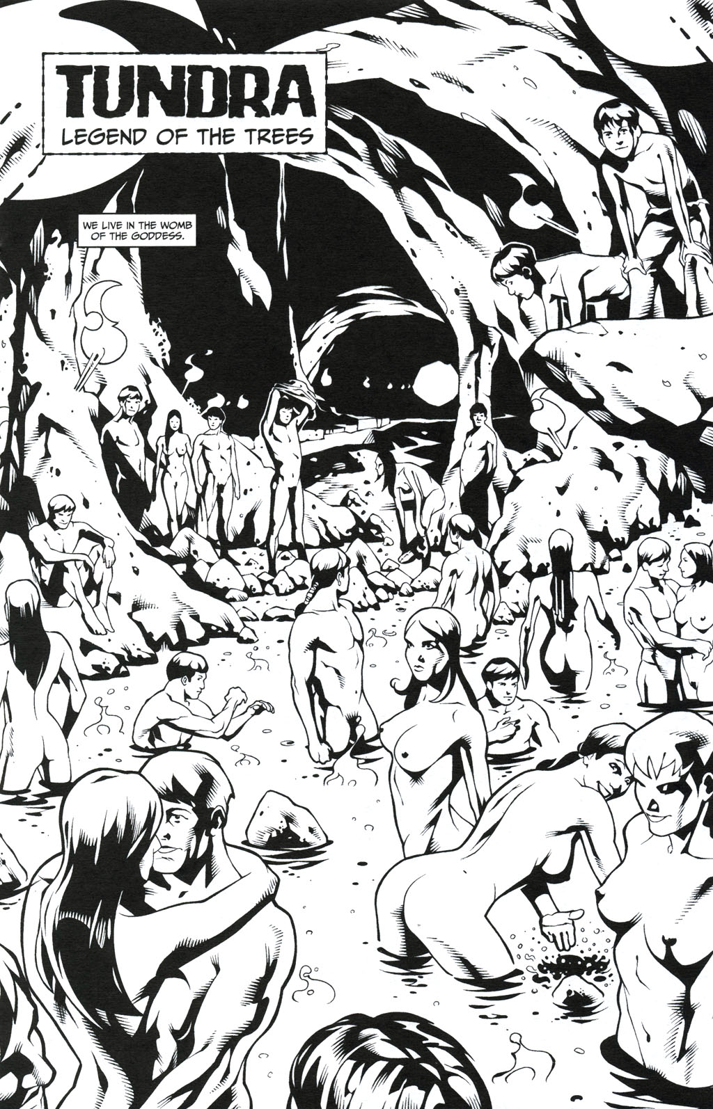 Read online Jungle Fantasy (2002) comic -  Issue #5 - 15