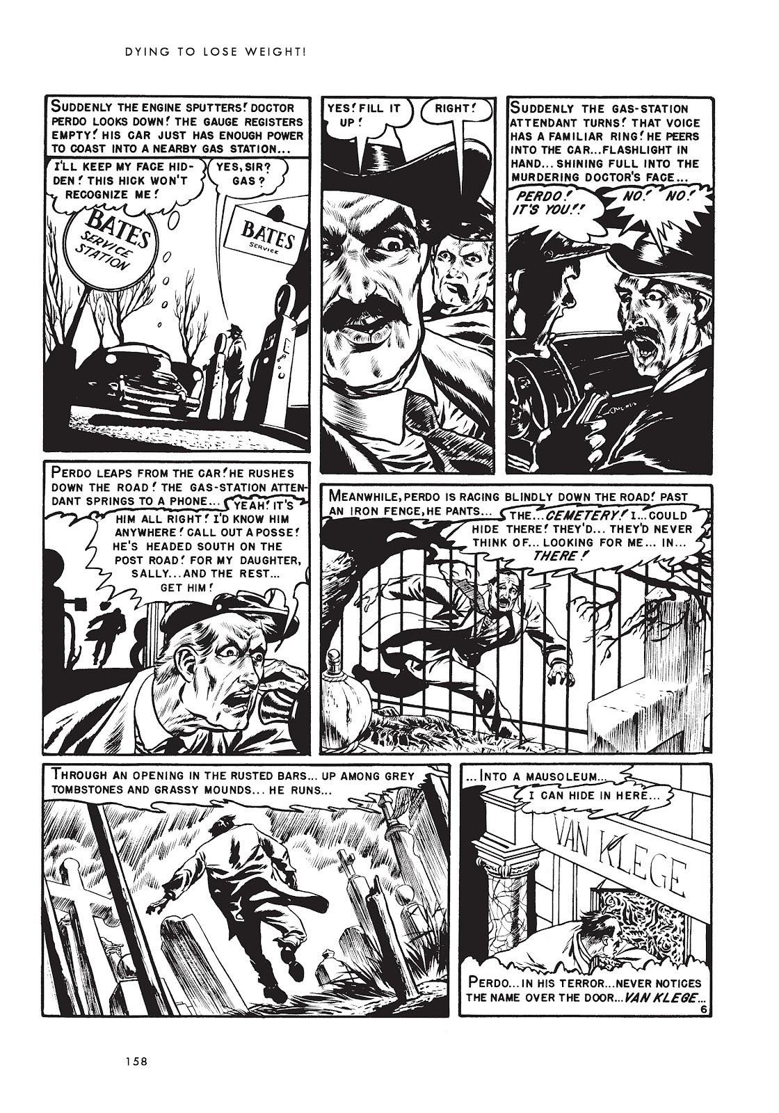 Read online Doctor of Horror and Other Stories comic -  Issue # TPB (Part 2) - 74