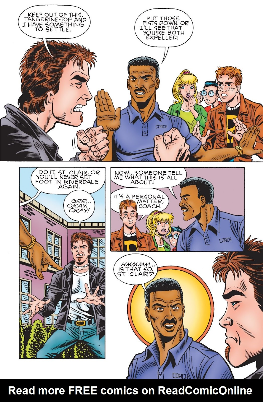 Read online Archie's New Look Series comic -  Issue #1 - 69