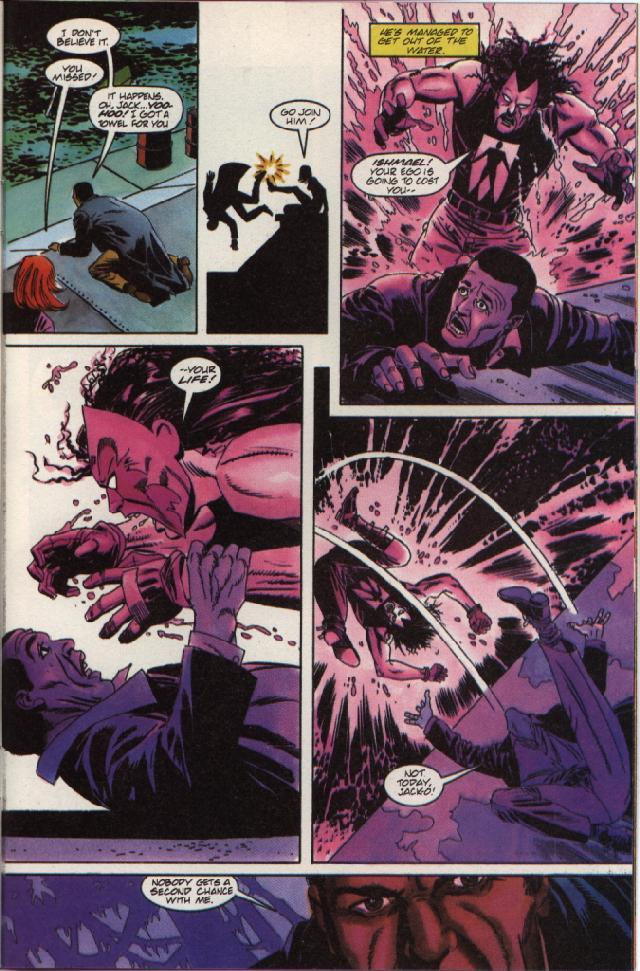 Read online Shadowman (1992) comic -  Issue #36 - 18