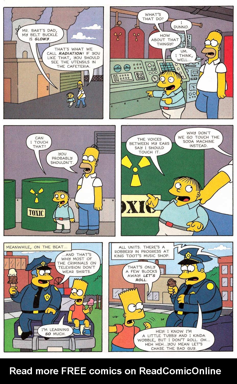 Read online Simpsons Comics Presents Bart Simpson comic -  Issue #29 - 5