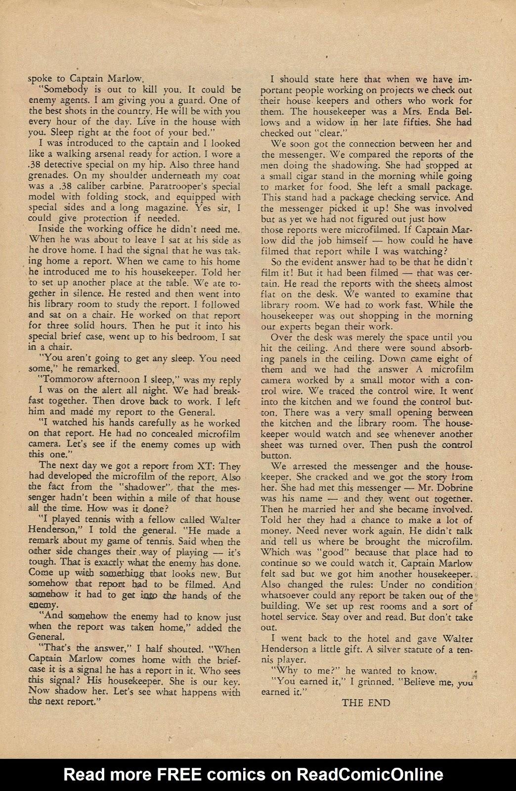 Read online Fightin' Navy comic -  Issue #101 - 23