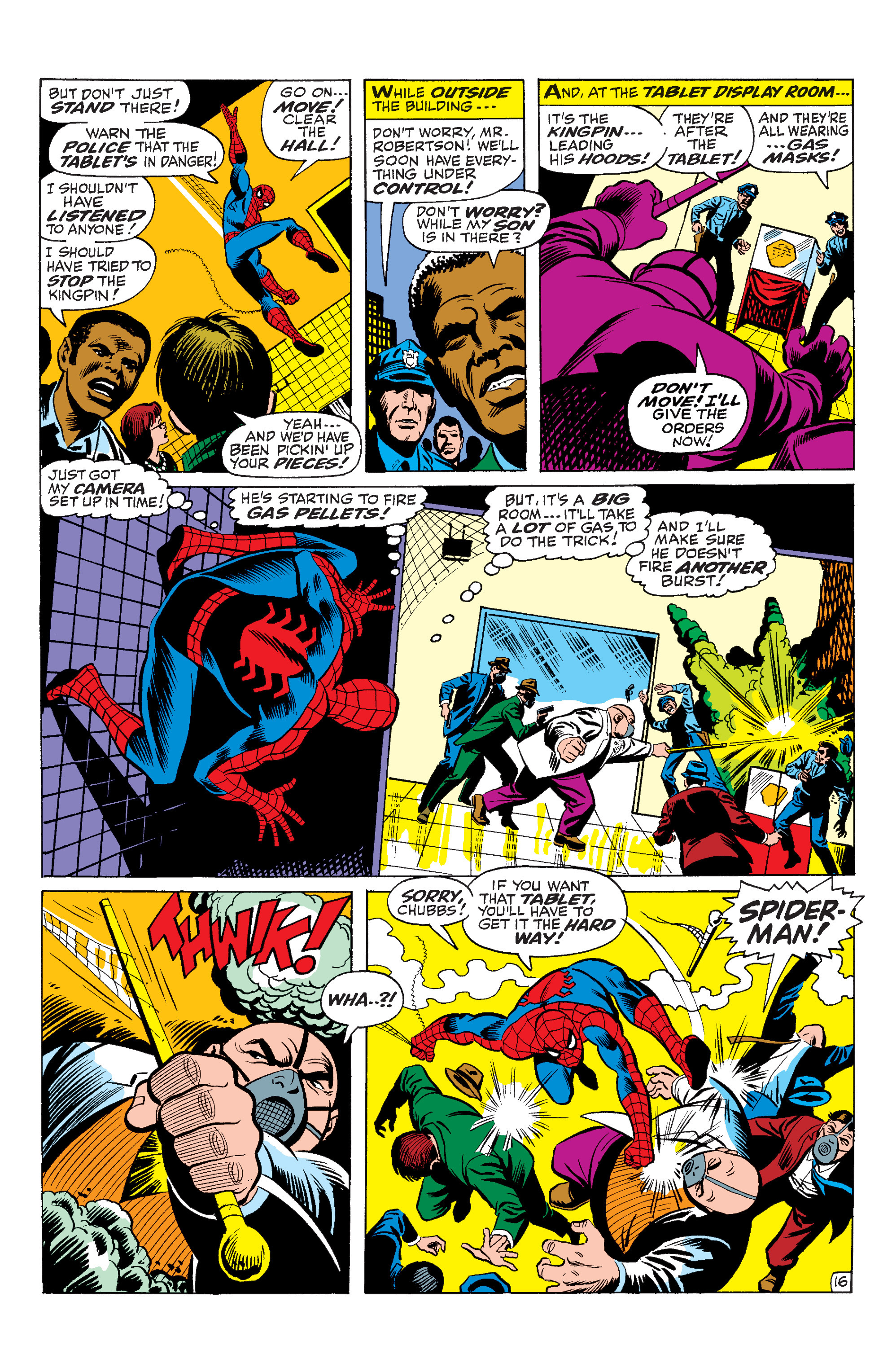 The Amazing Spider-Man (1963) 68 Page 16