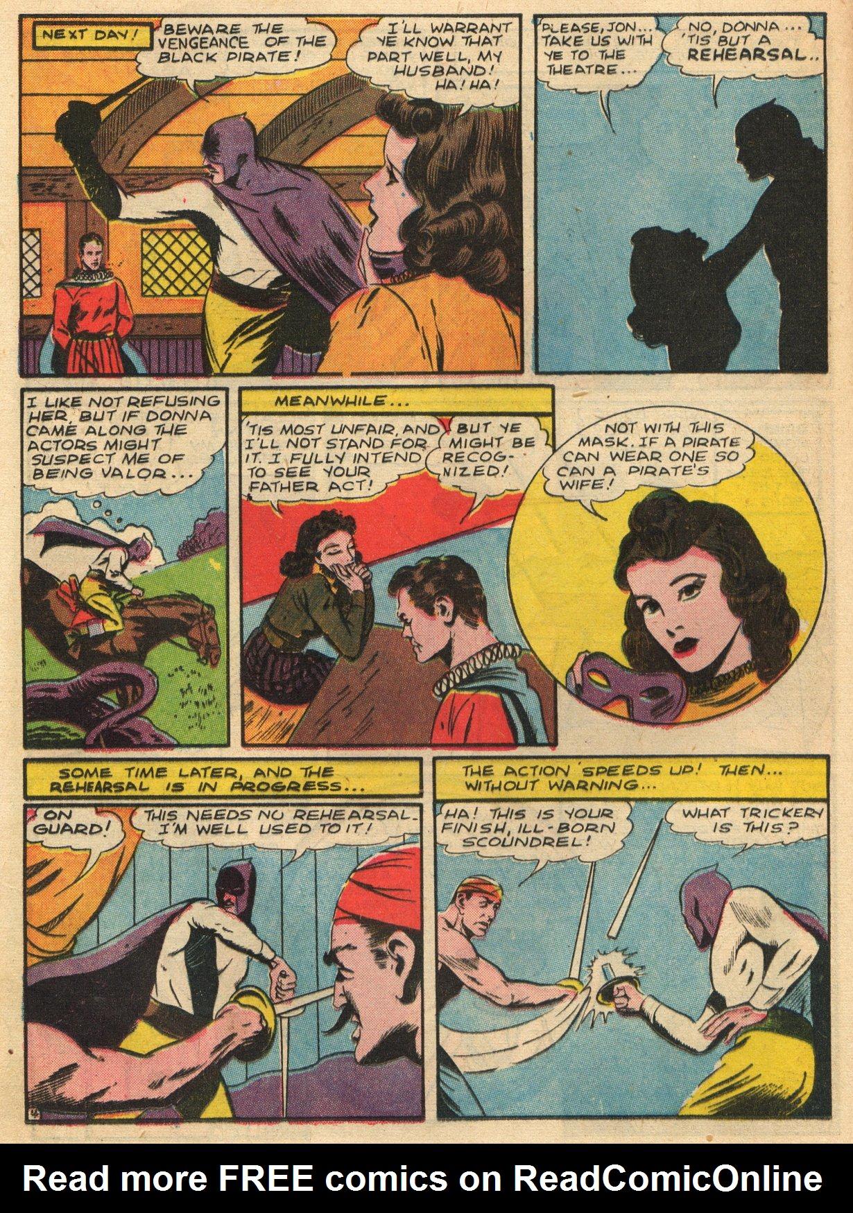 Read online Sensation (Mystery) Comics comic -  Issue #22 - 20