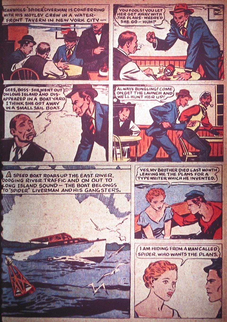Read online Detective Comics (1937) comic -  Issue #3 - 5