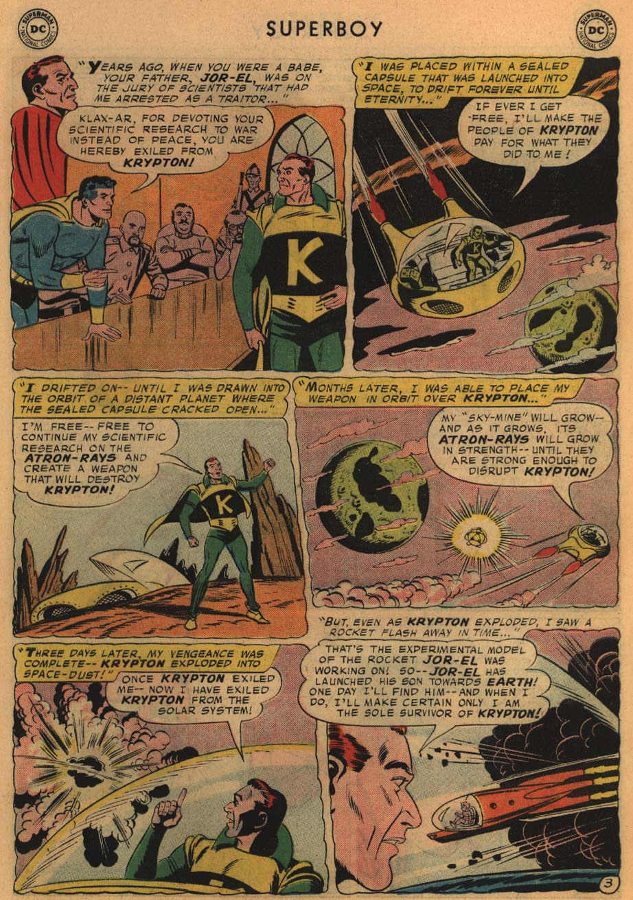 Superboy (1949) issue 67 - Page 25