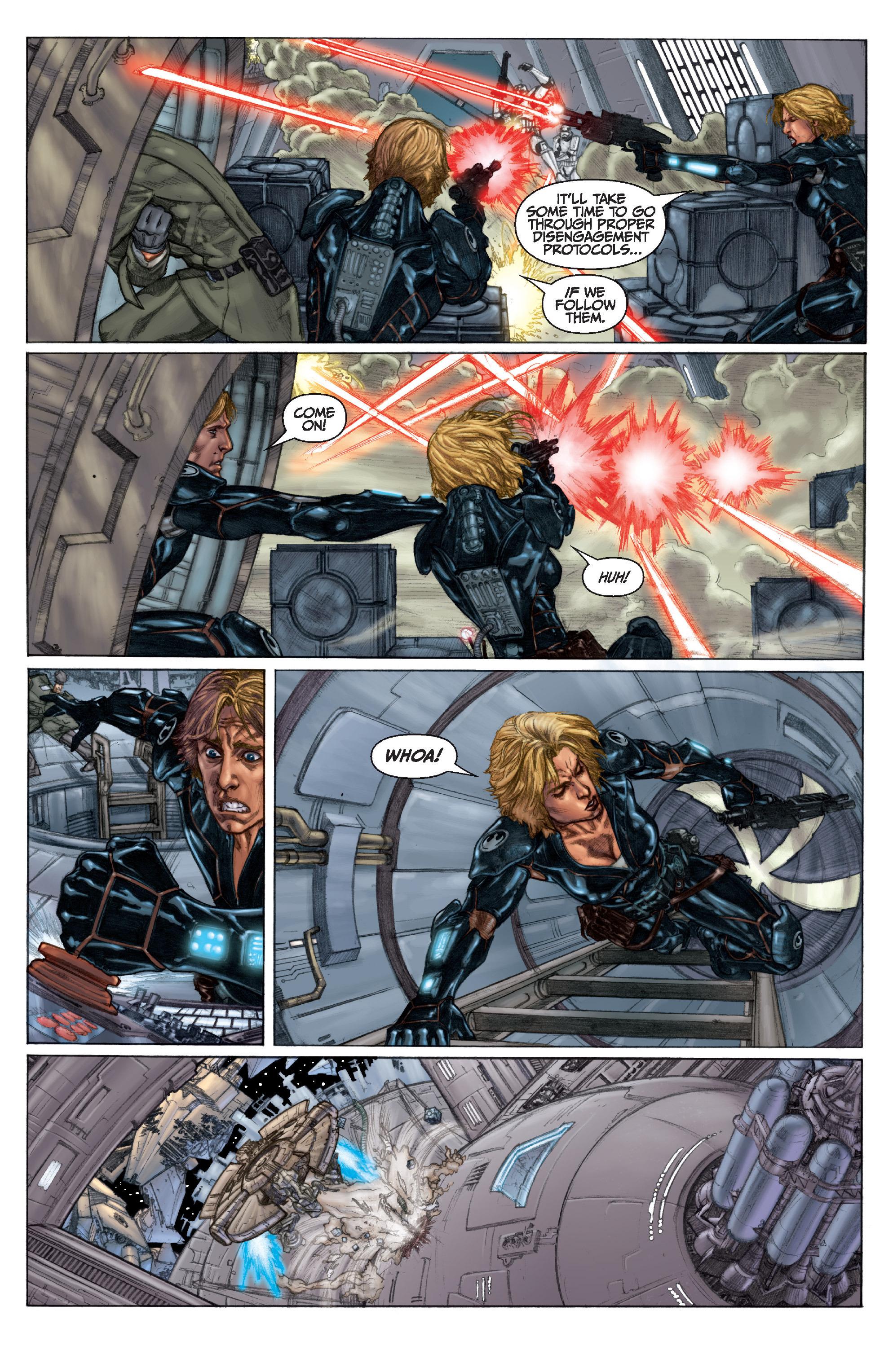 Read online Star Wars Omnibus comic -  Issue # Vol. 22 - 396