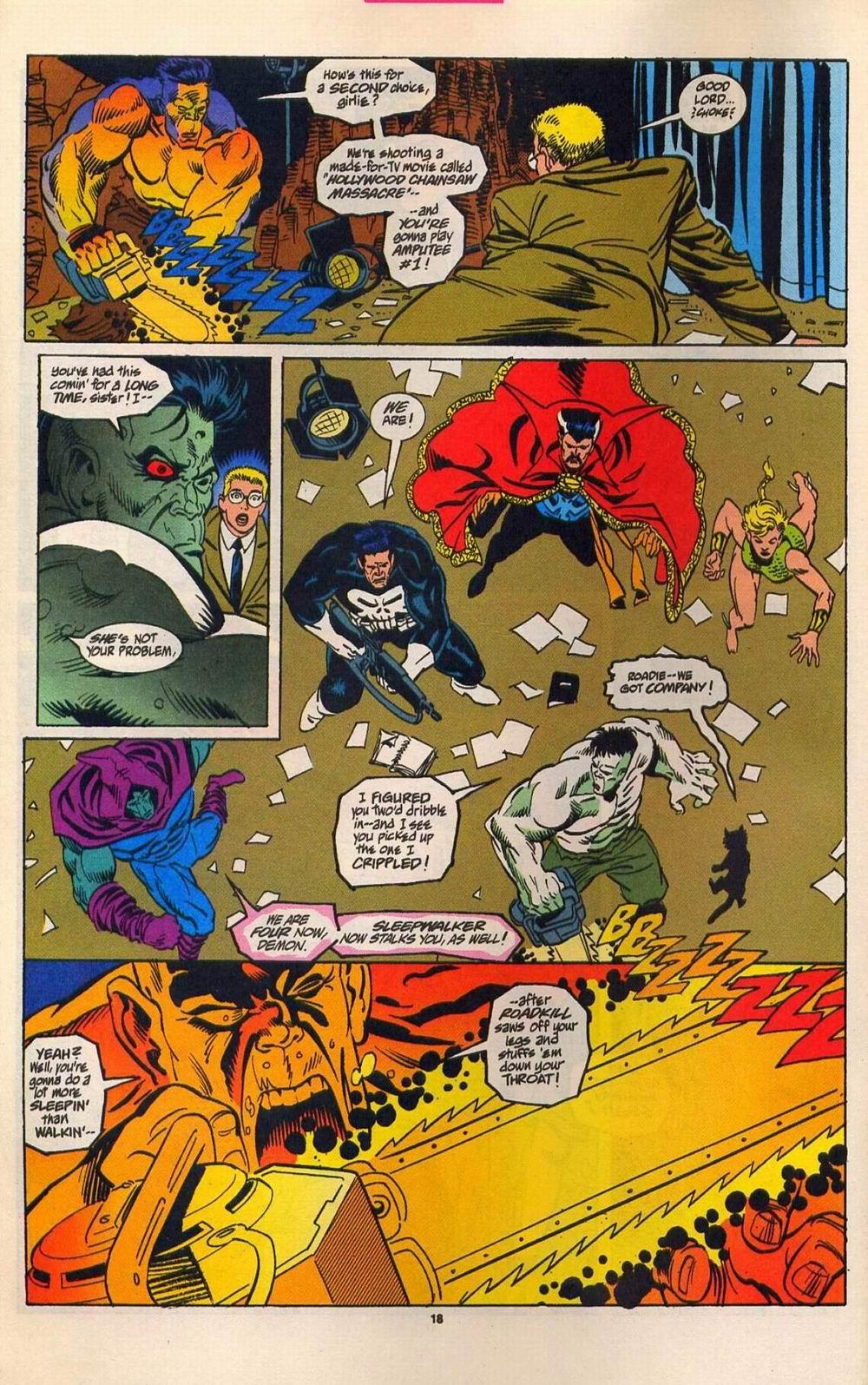 Read online Secret Defenders comic -  Issue #5 - 15