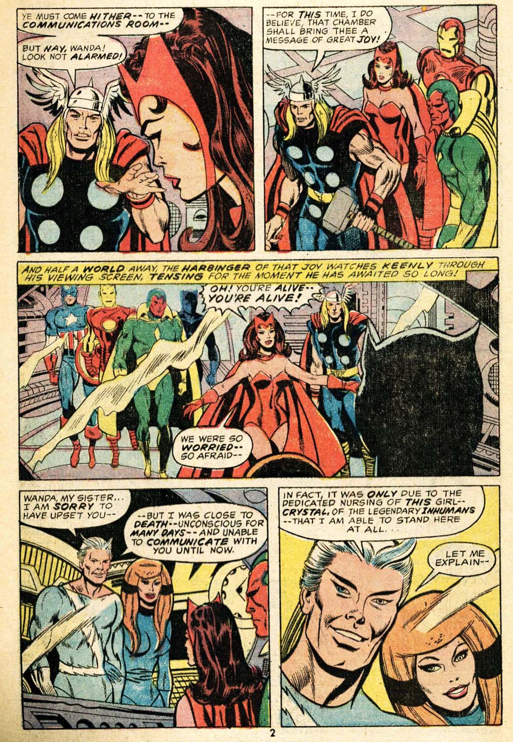 The Avengers (1963) 110 Page 2
