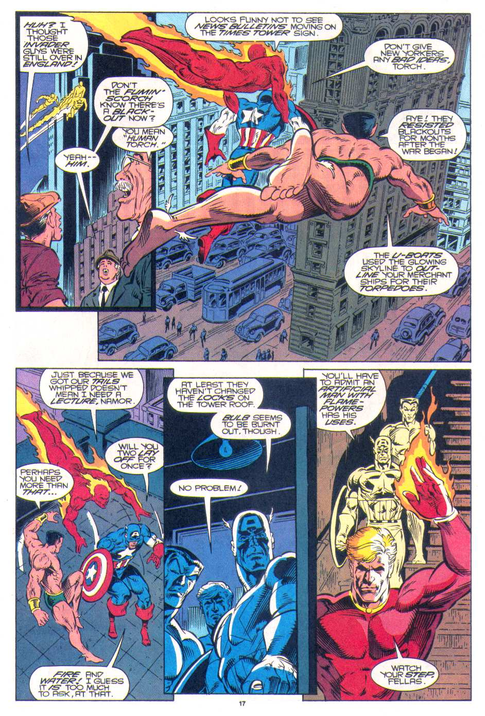 Read online The Invaders (1993) comic -  Issue #1 - 15