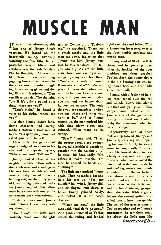 Read online Amazing Adventures (1961) comic -  Issue #6 - 7