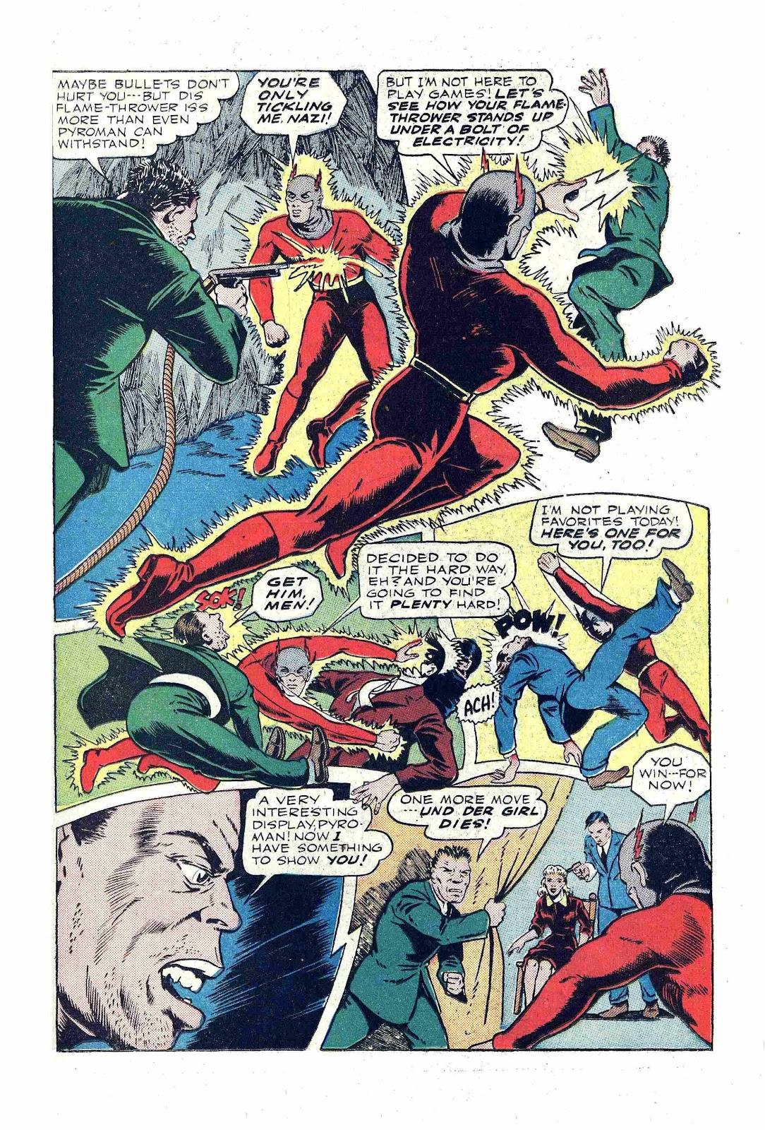 Read online America's Best Comics comic -  Issue #13 - 31