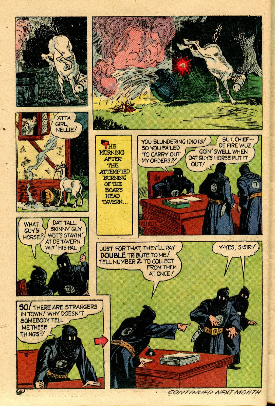 Read online Famous Funnies comic -  Issue #116 - 40