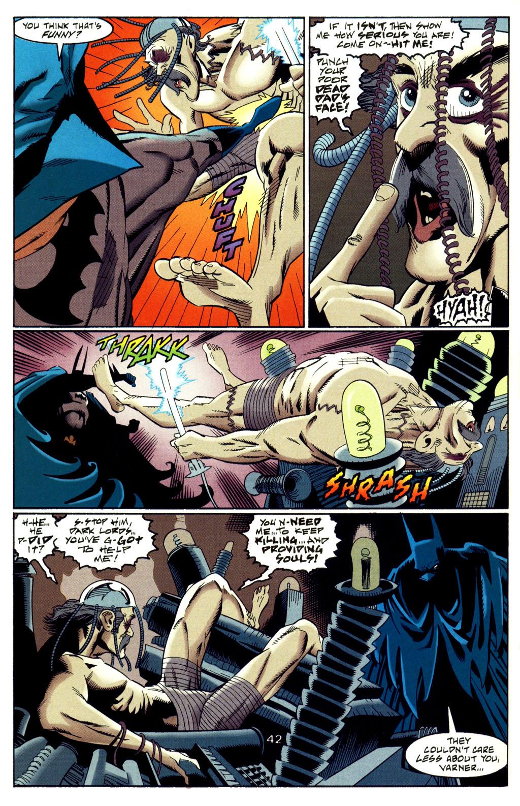 Read online Batman: Haunted Gotham comic -  Issue #2 - 44