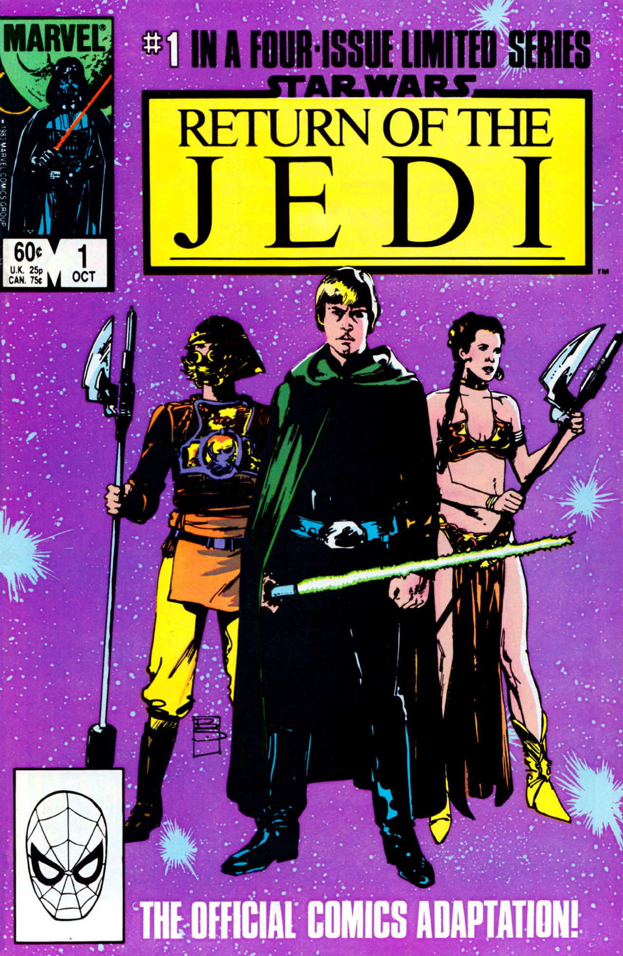 Star Wars: Return of the Jedi 1 Page 1