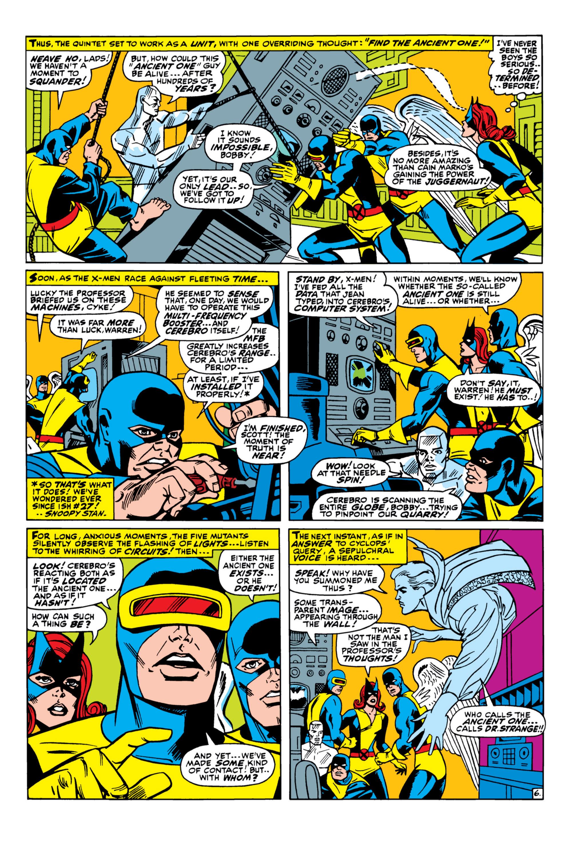 Uncanny X-Men (1963) 33 Page 6