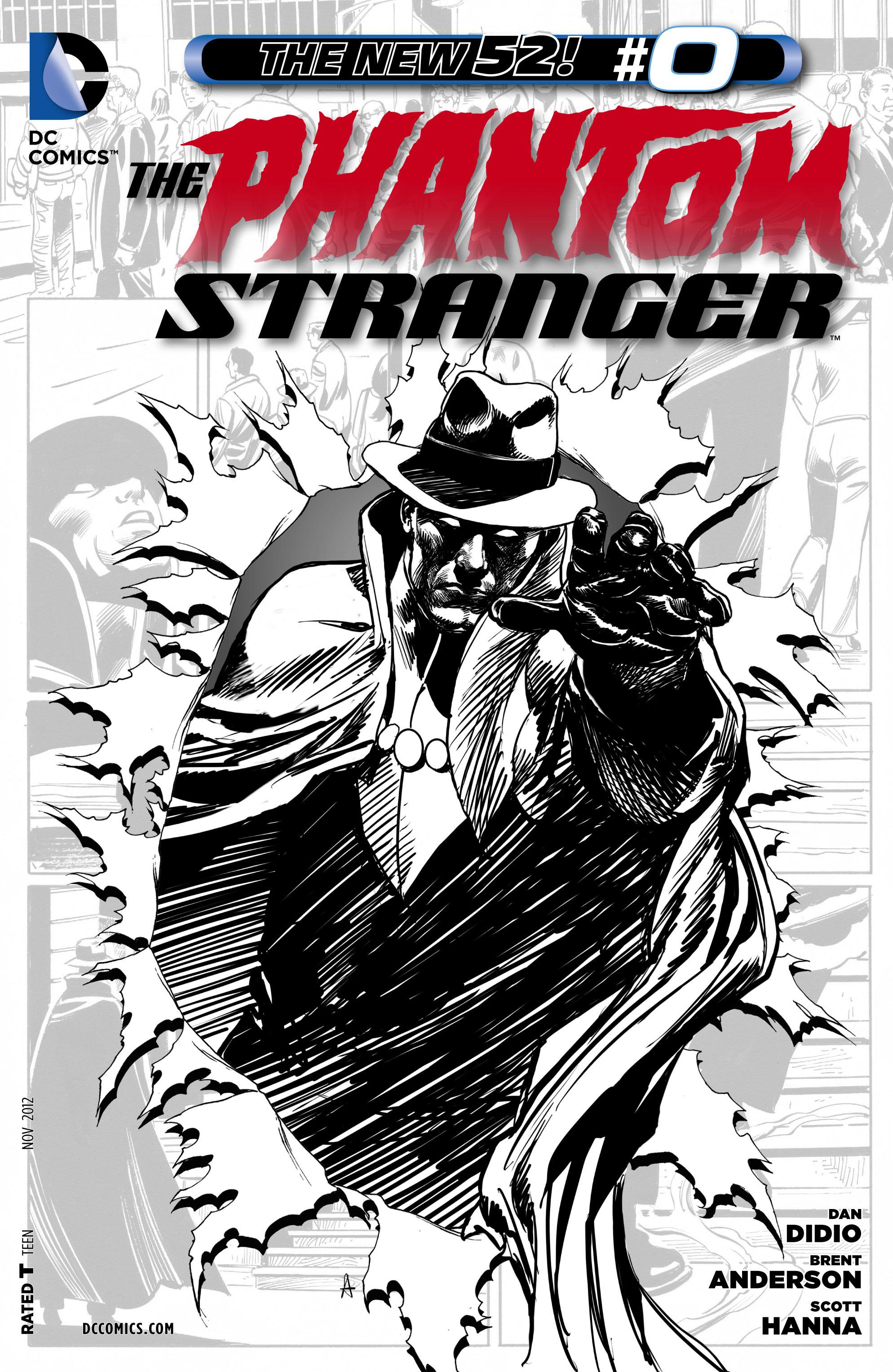 Read online Trinity of Sin: The Phantom Stranger comic -  Issue #0 - 20