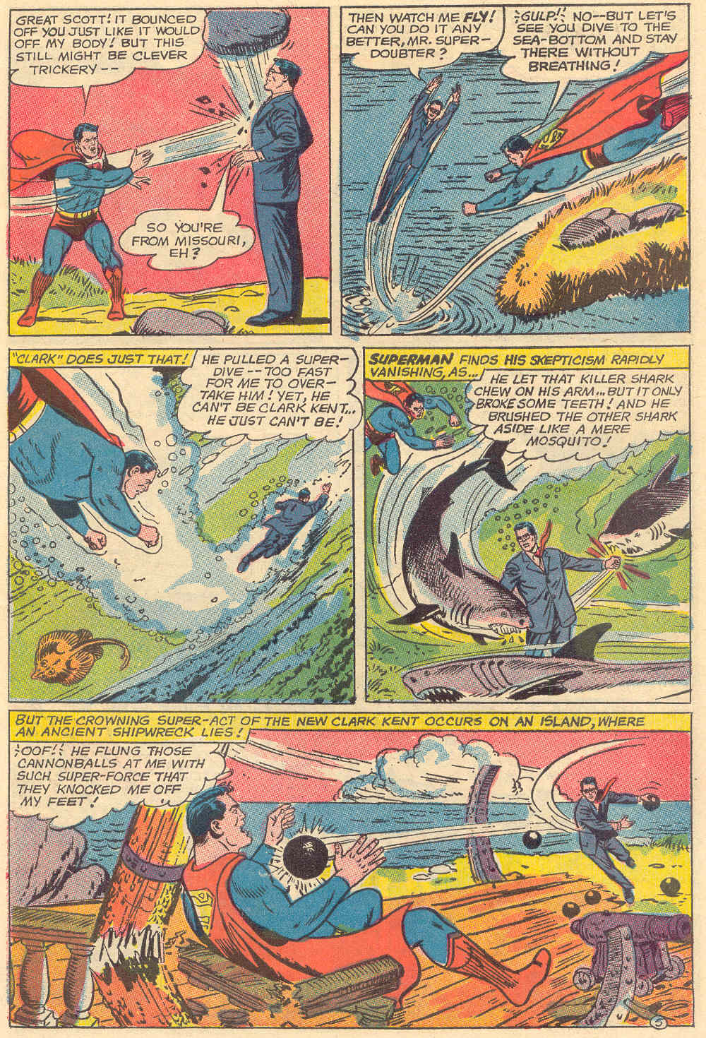 Read online Action Comics (1938) comic -  Issue #341 - 7