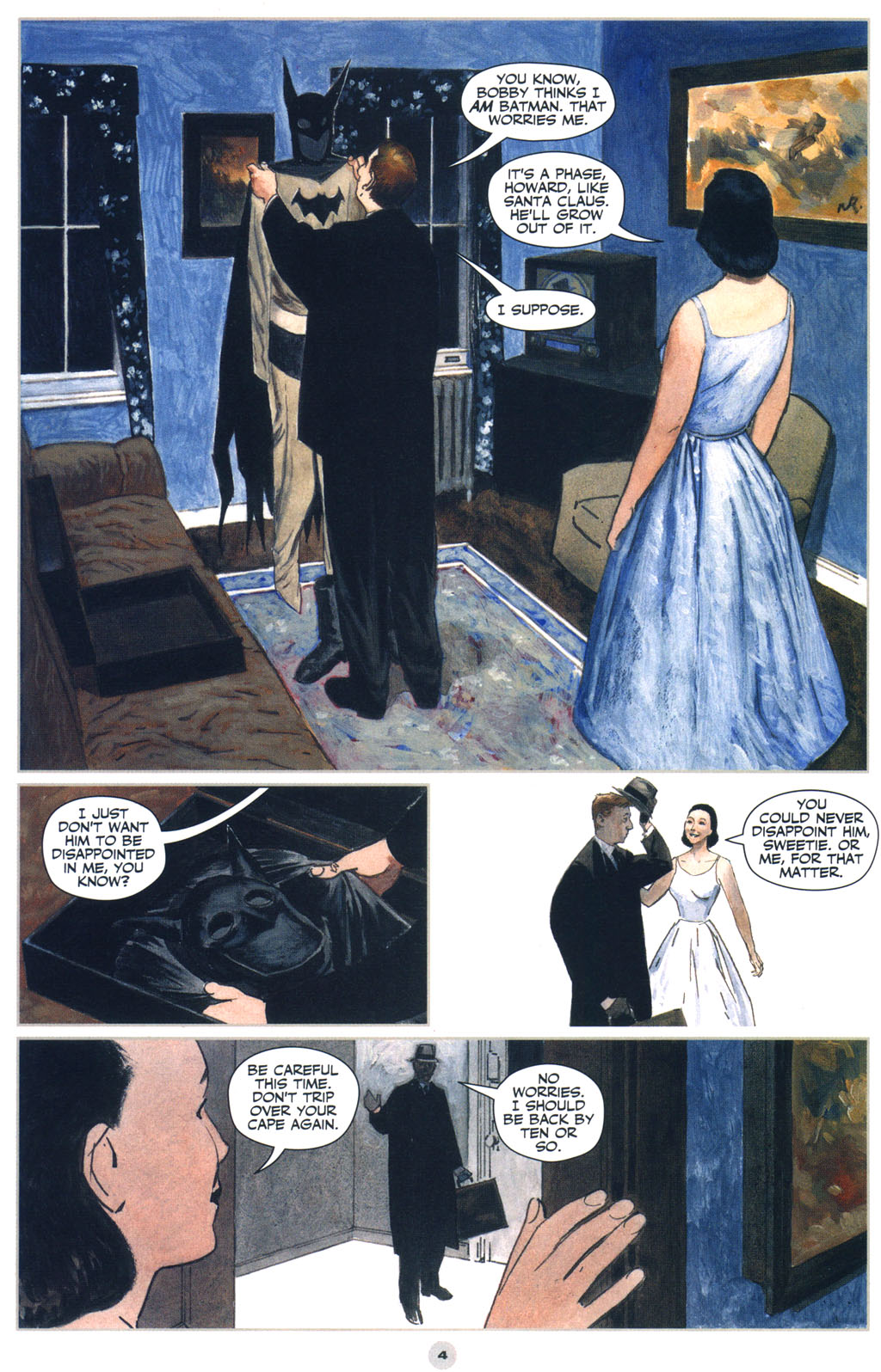 Read online Solo (2004) comic -  Issue #9 - 5