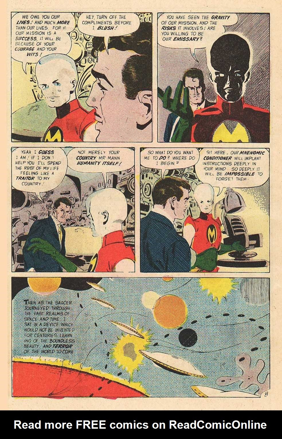 Space Adventures (1968) issue 1 - Page 32