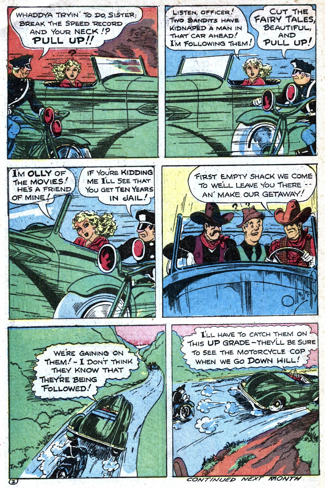 Read online Famous Funnies comic -  Issue #128 - 48