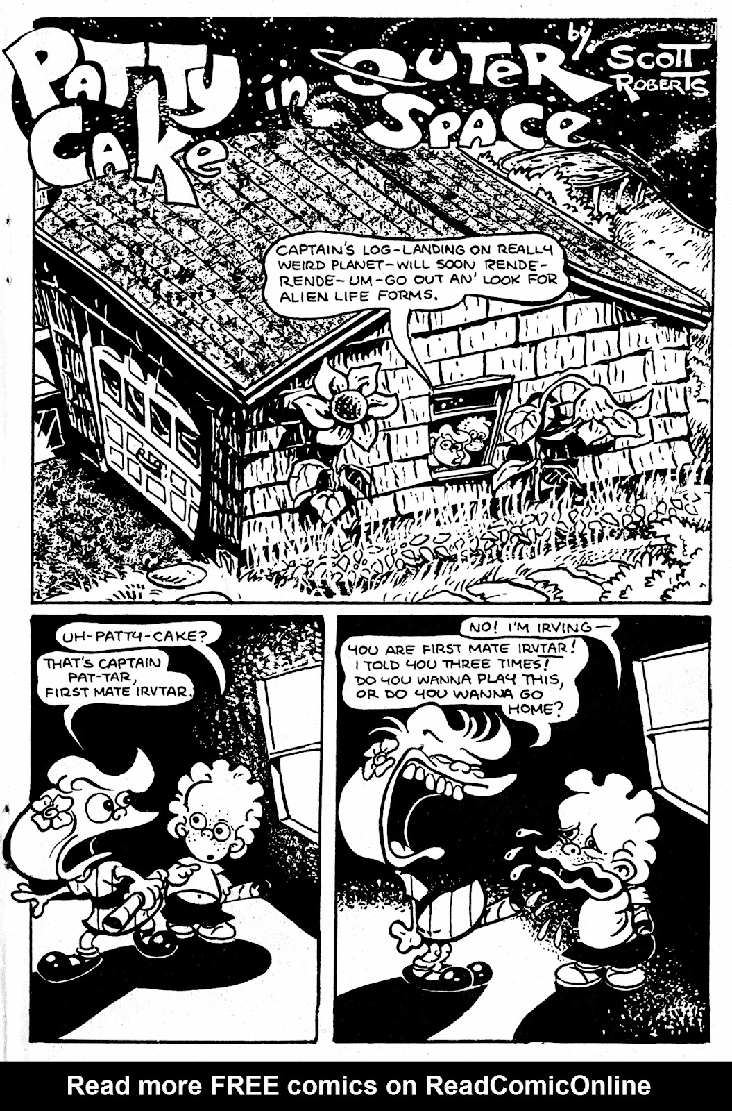 Read online Patty Cake comic -  Issue #6 - 23
