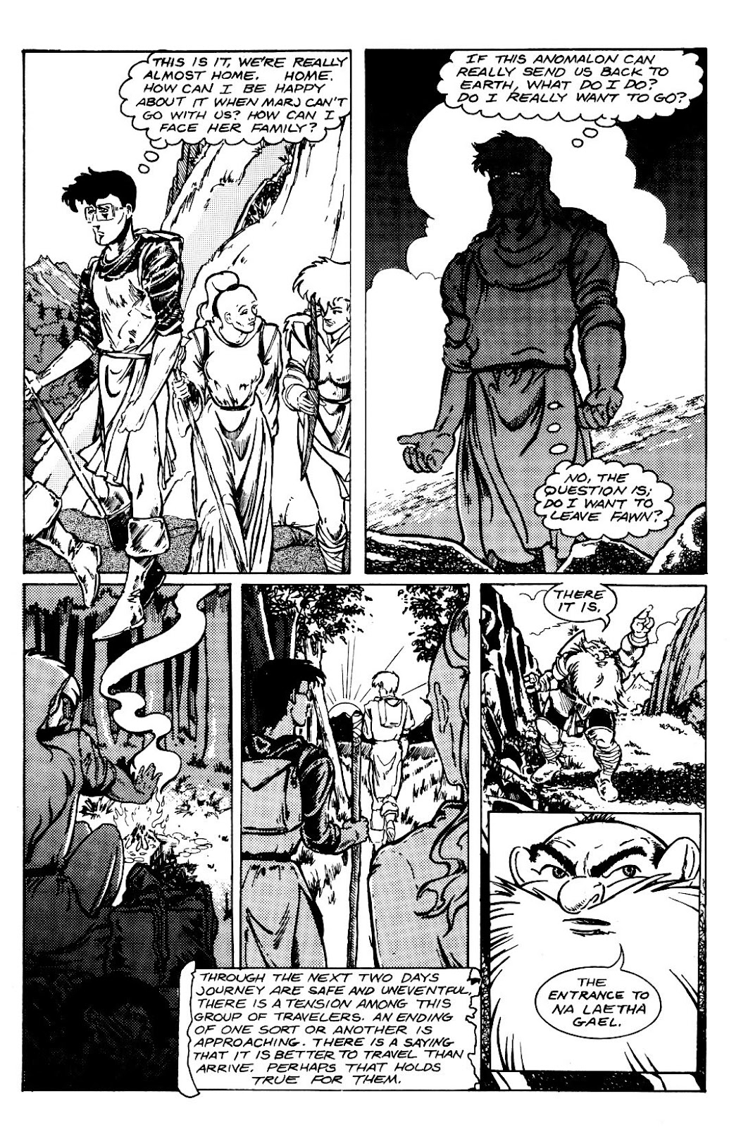 The Realm (1986) issue 17 - Page 21