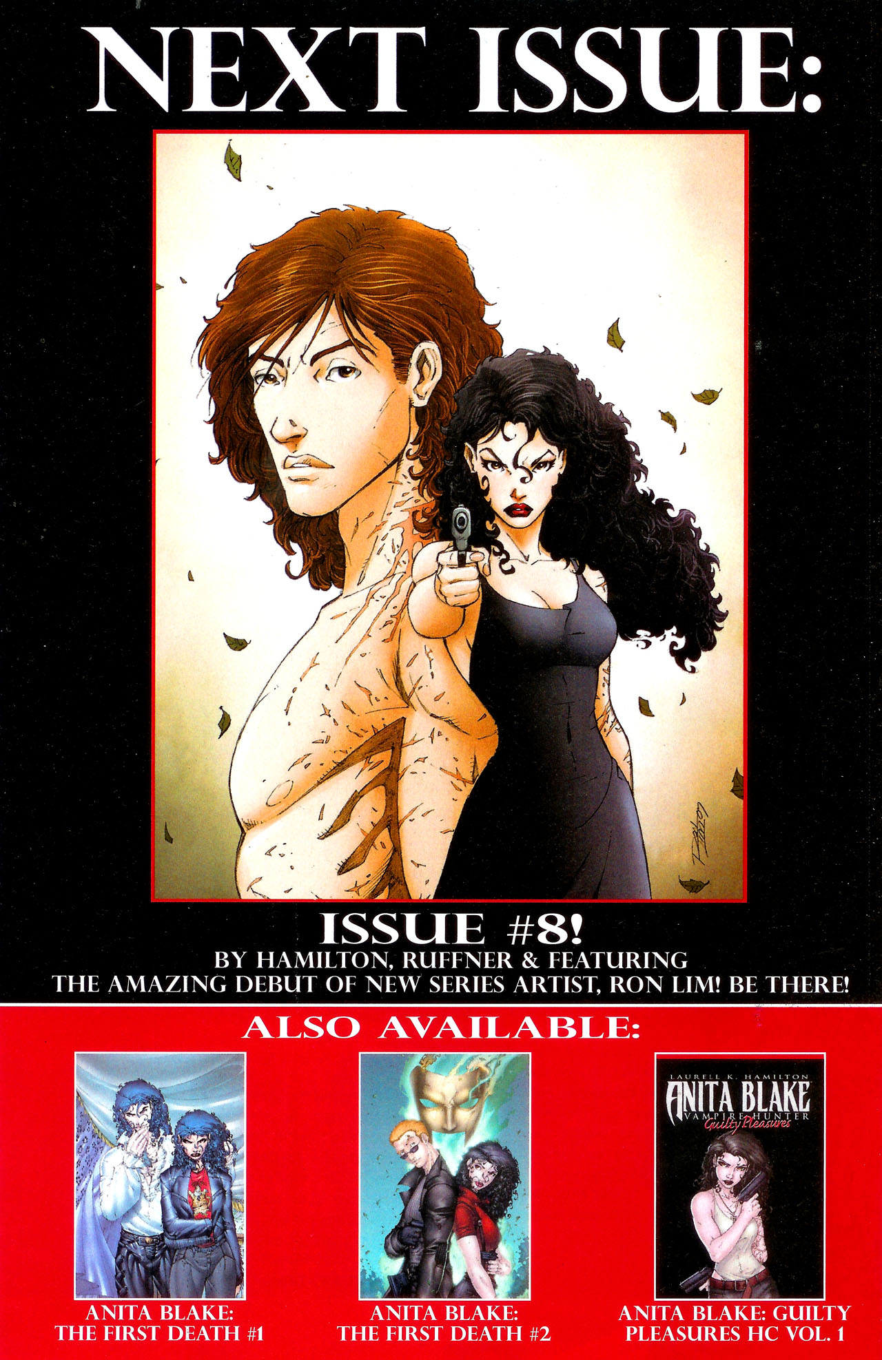 Read online Anita Blake, Vampire Hunter: Guilty Pleasures comic -  Issue #7 - 25
