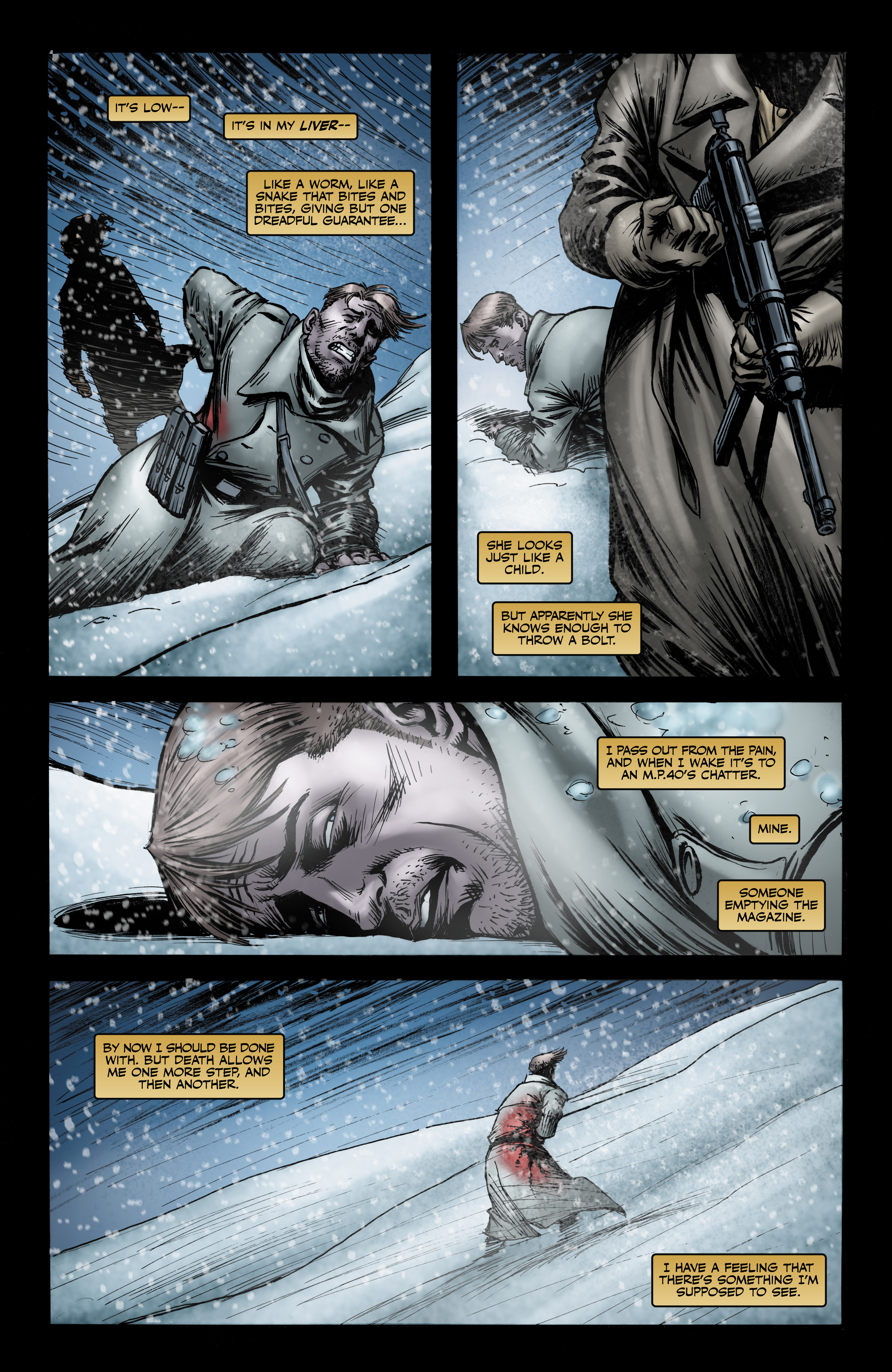 Read online Battlefields: Night Witches comic -  Issue # TPB - 69