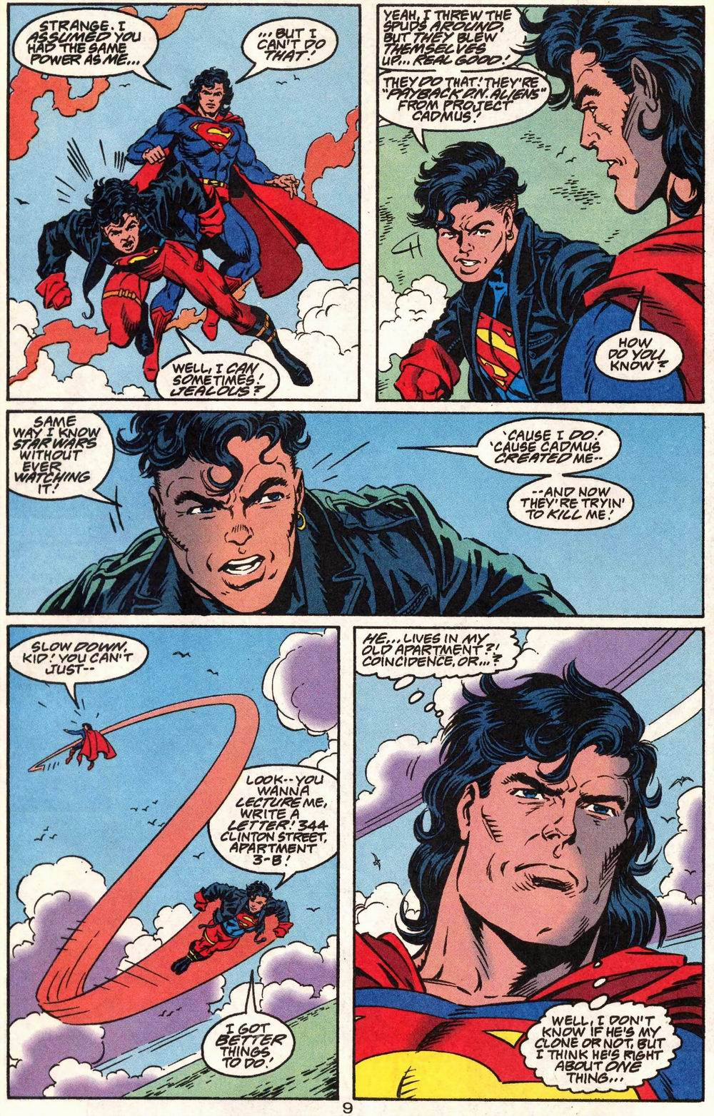 Adventures of Superman (1987) 506 Page 9