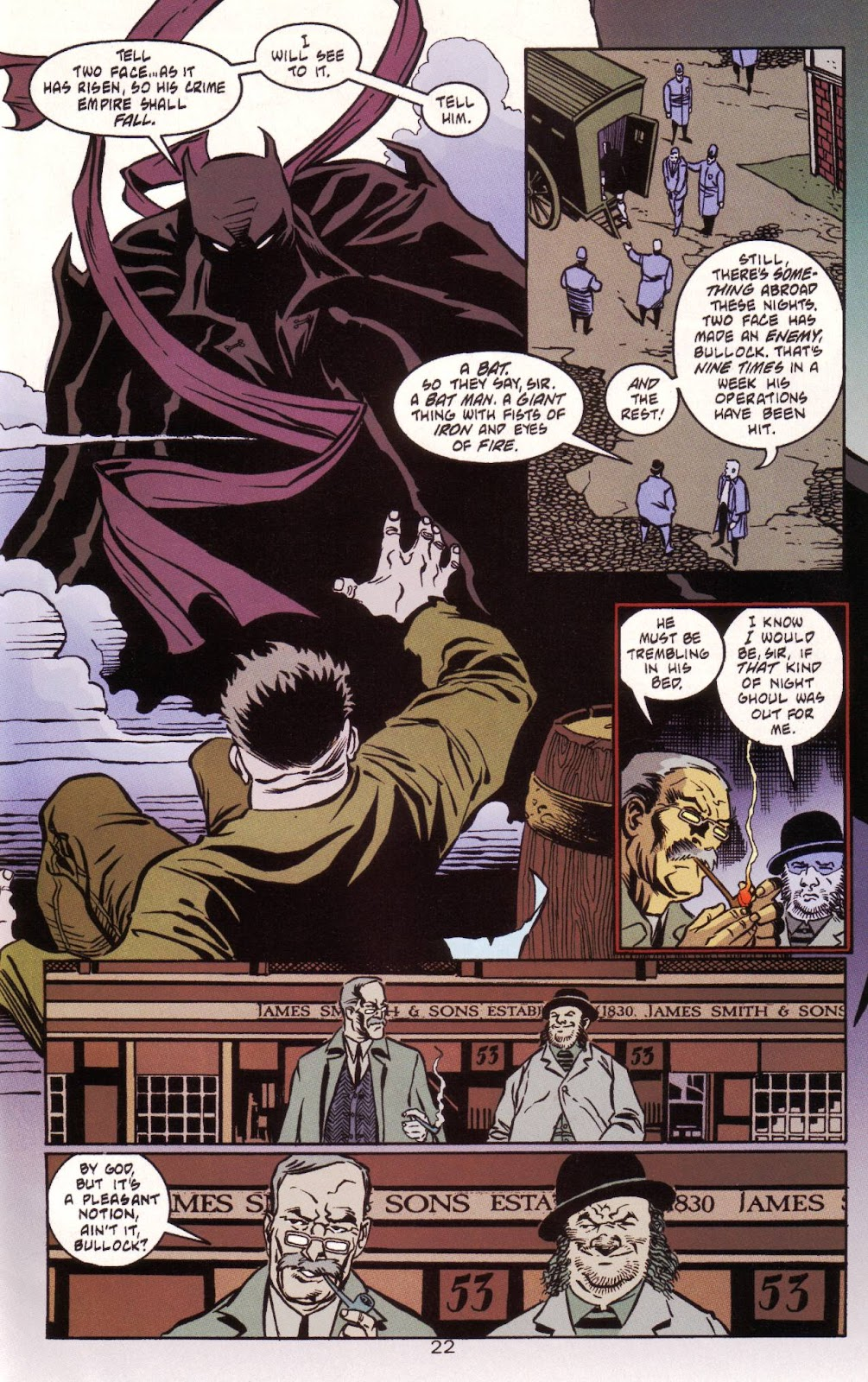 Batman: Two Faces issue Full - Page 23