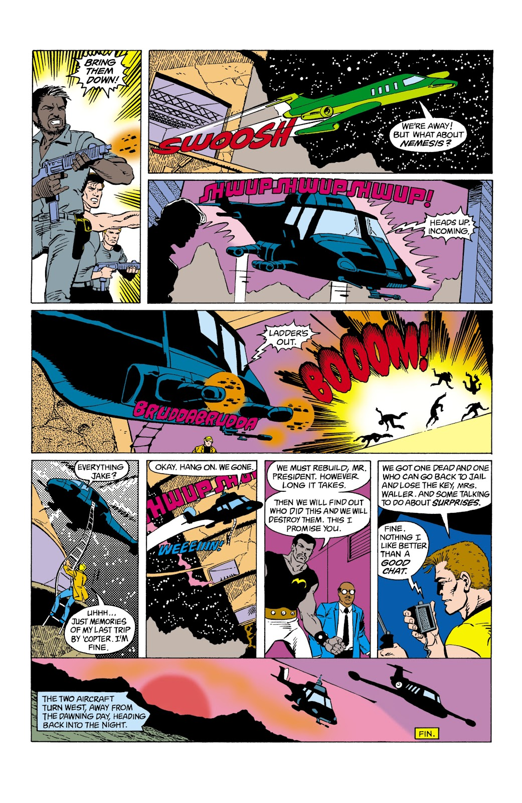 Suicide Squad (1987) Issue #2 #3 - English 23