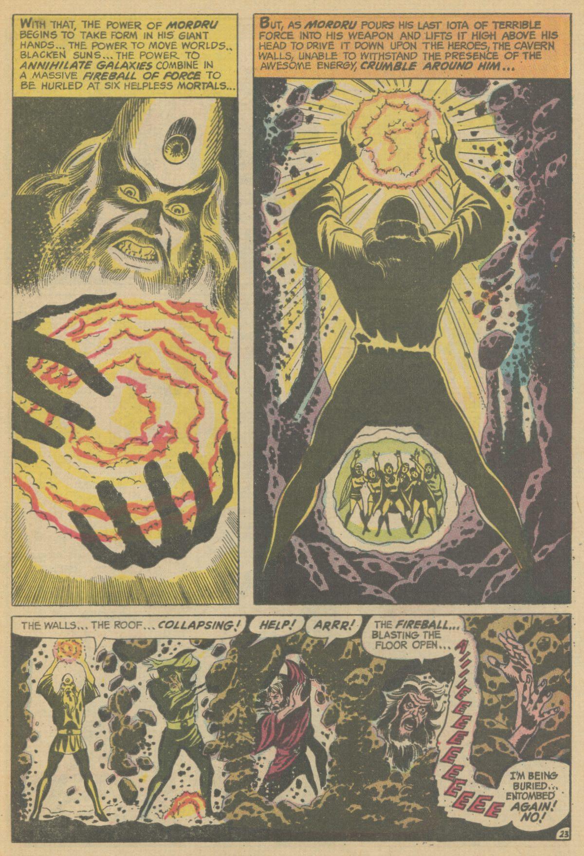 Read online Adventure Comics (1938) comic -  Issue #370 - 29