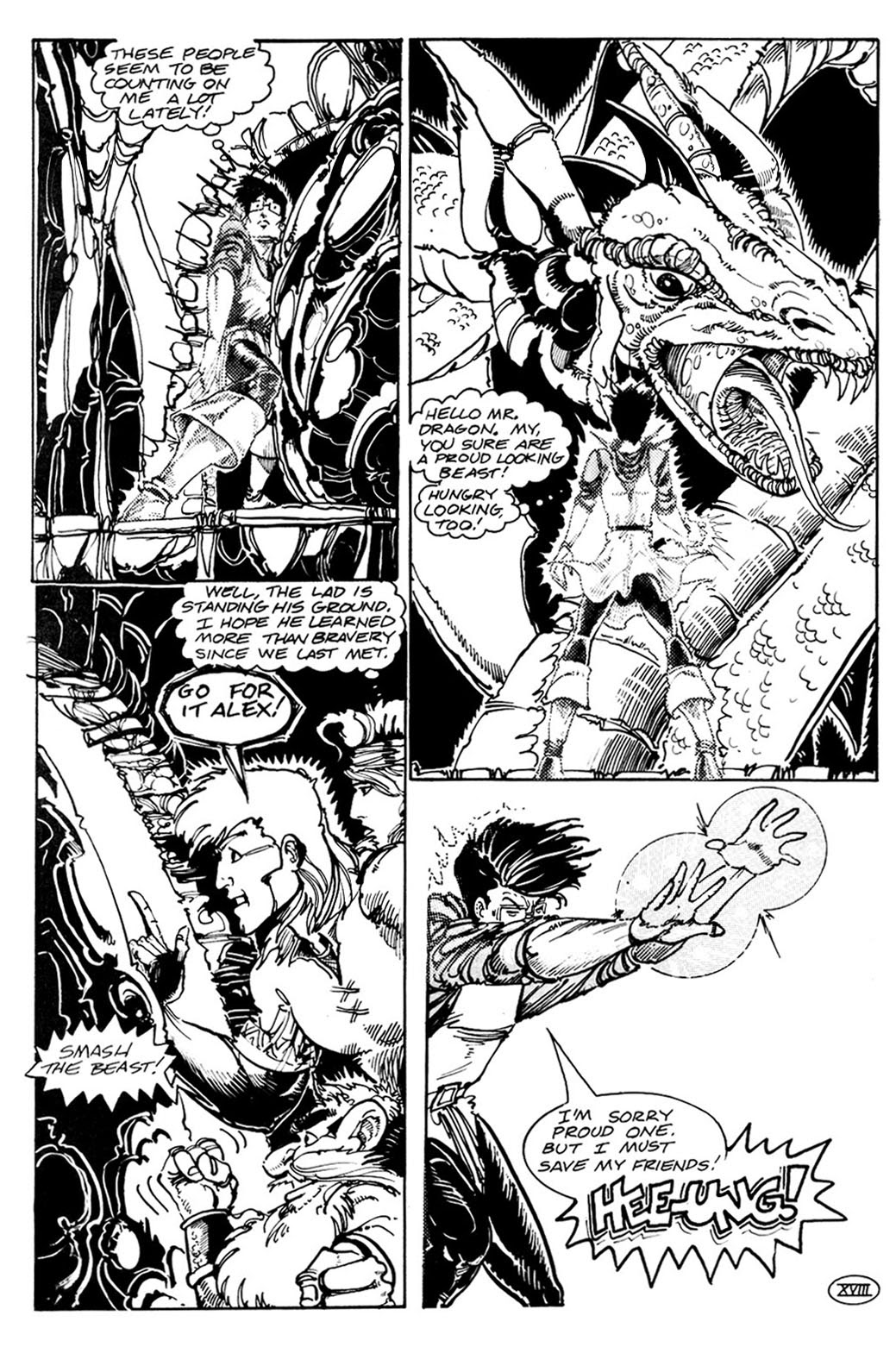 The Realm (1986) issue 18 - Page 20