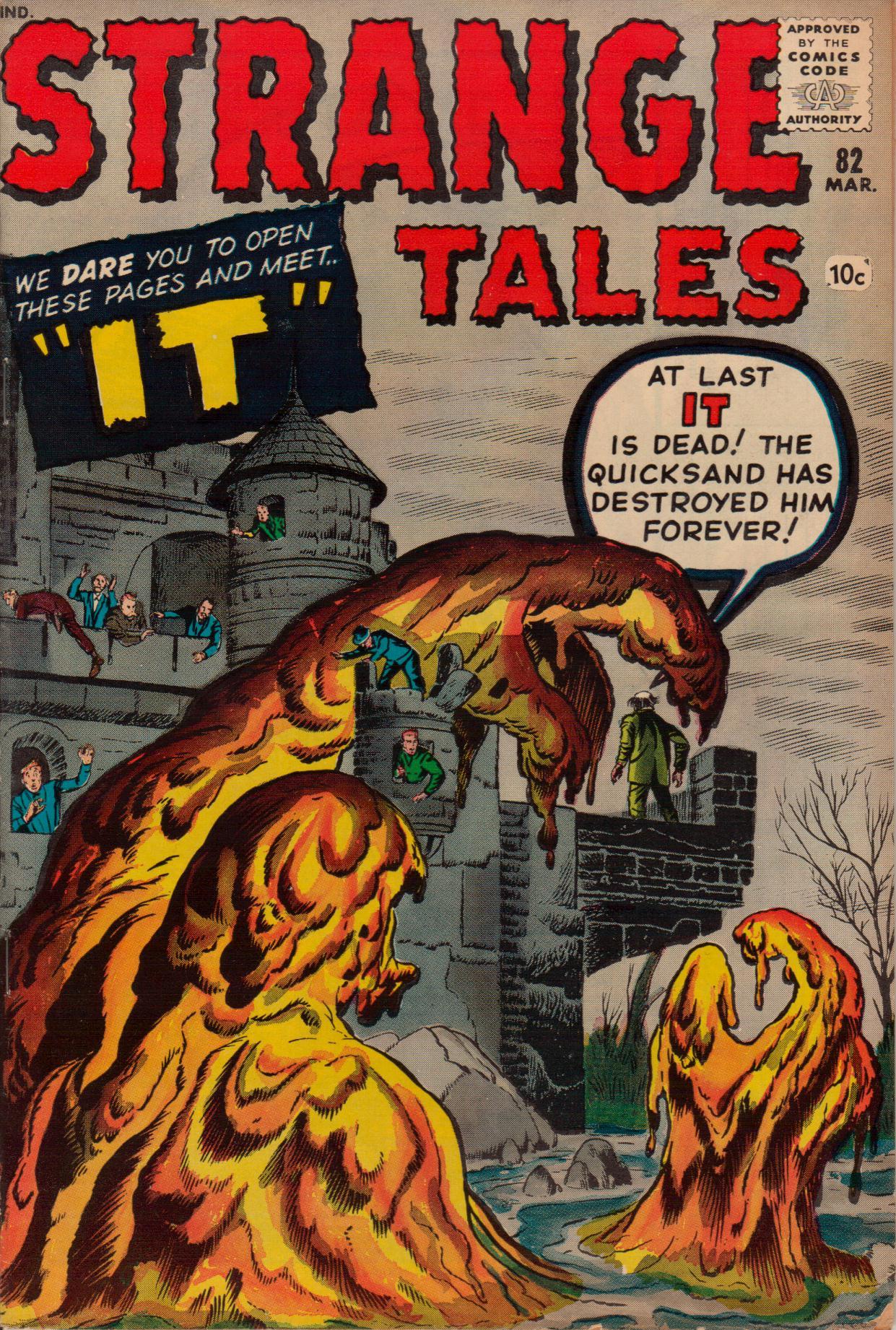 Strange Tales (1951) 82 Page 1