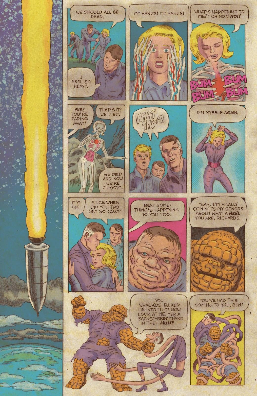 Read online Fantastic Four: Grand Design comic -  Issue #1 - 16