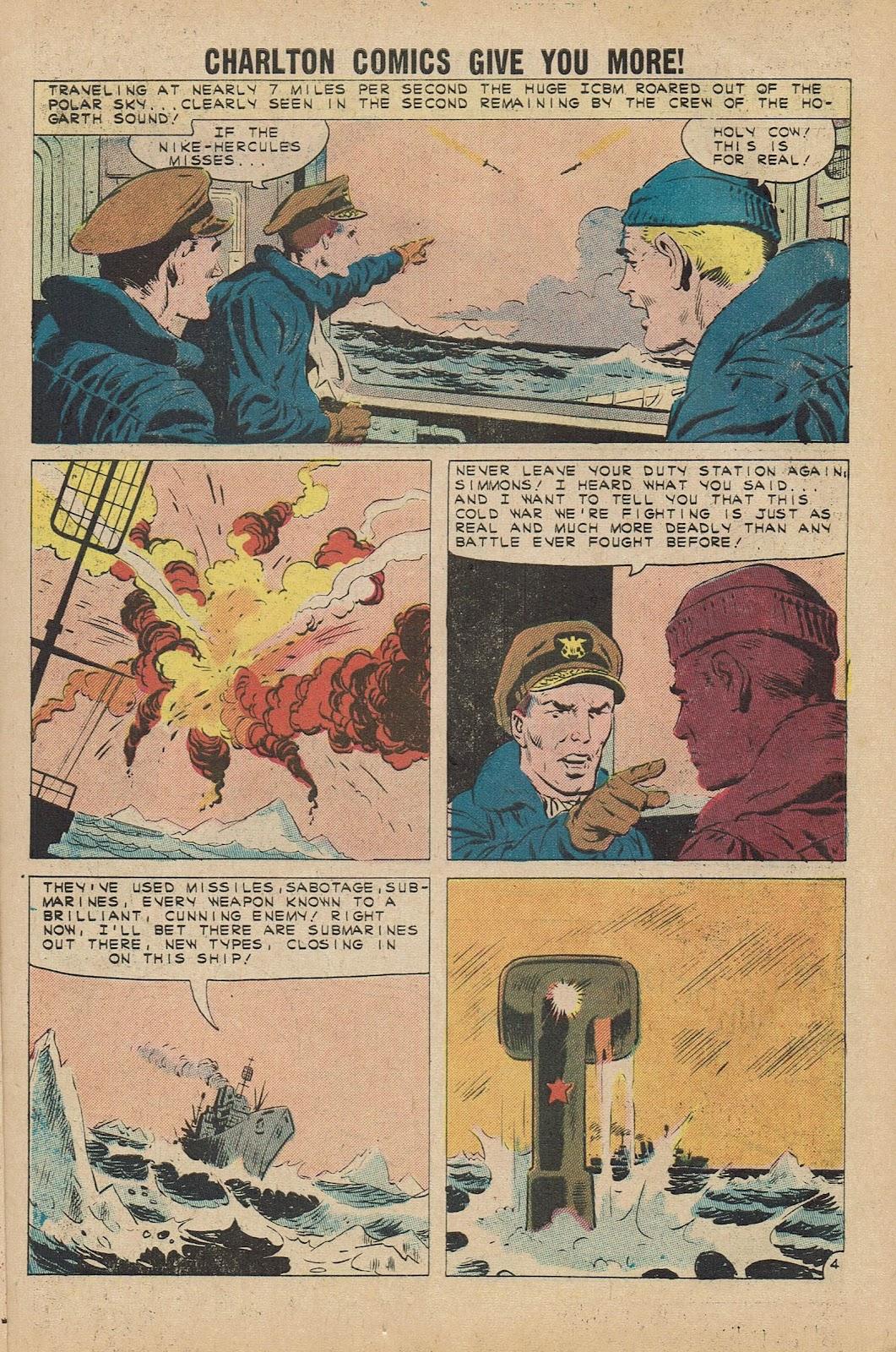 Read online Fightin' Navy comic -  Issue #98 - 7