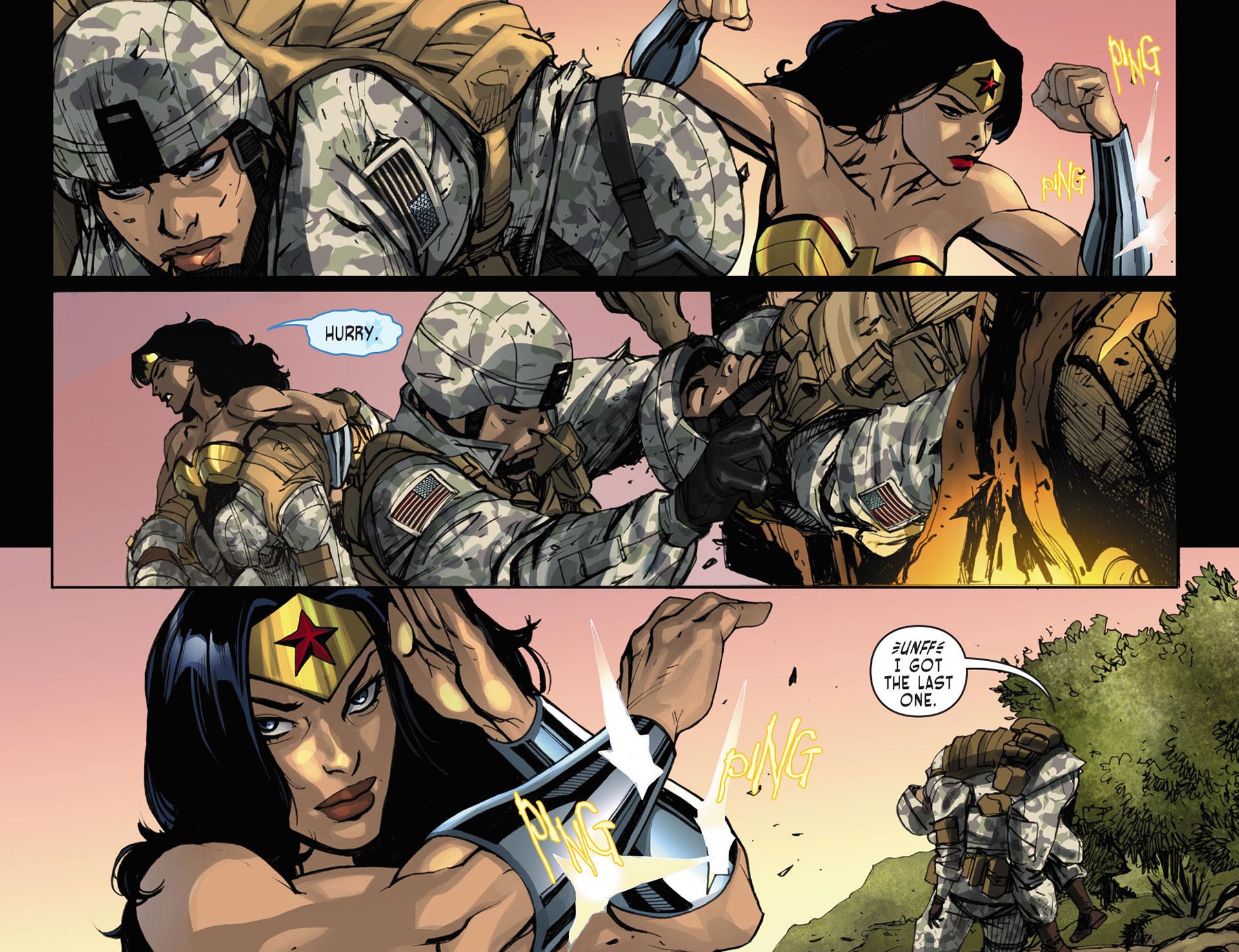 Read online Sensation Comics Featuring Wonder Woman comic -  Issue #19 - 18