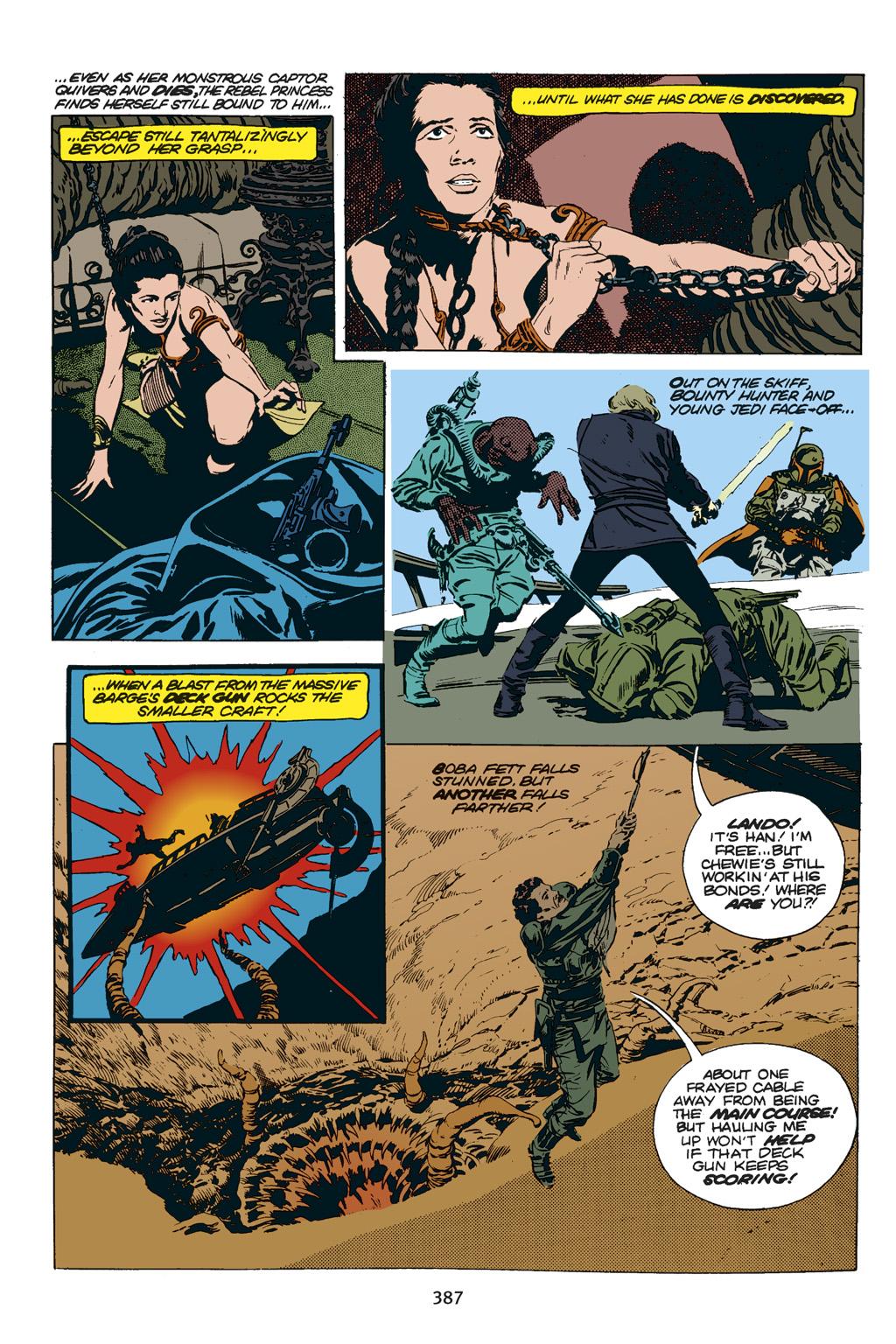 Read online Star Wars Omnibus comic -  Issue # Vol. 18.5 - 105