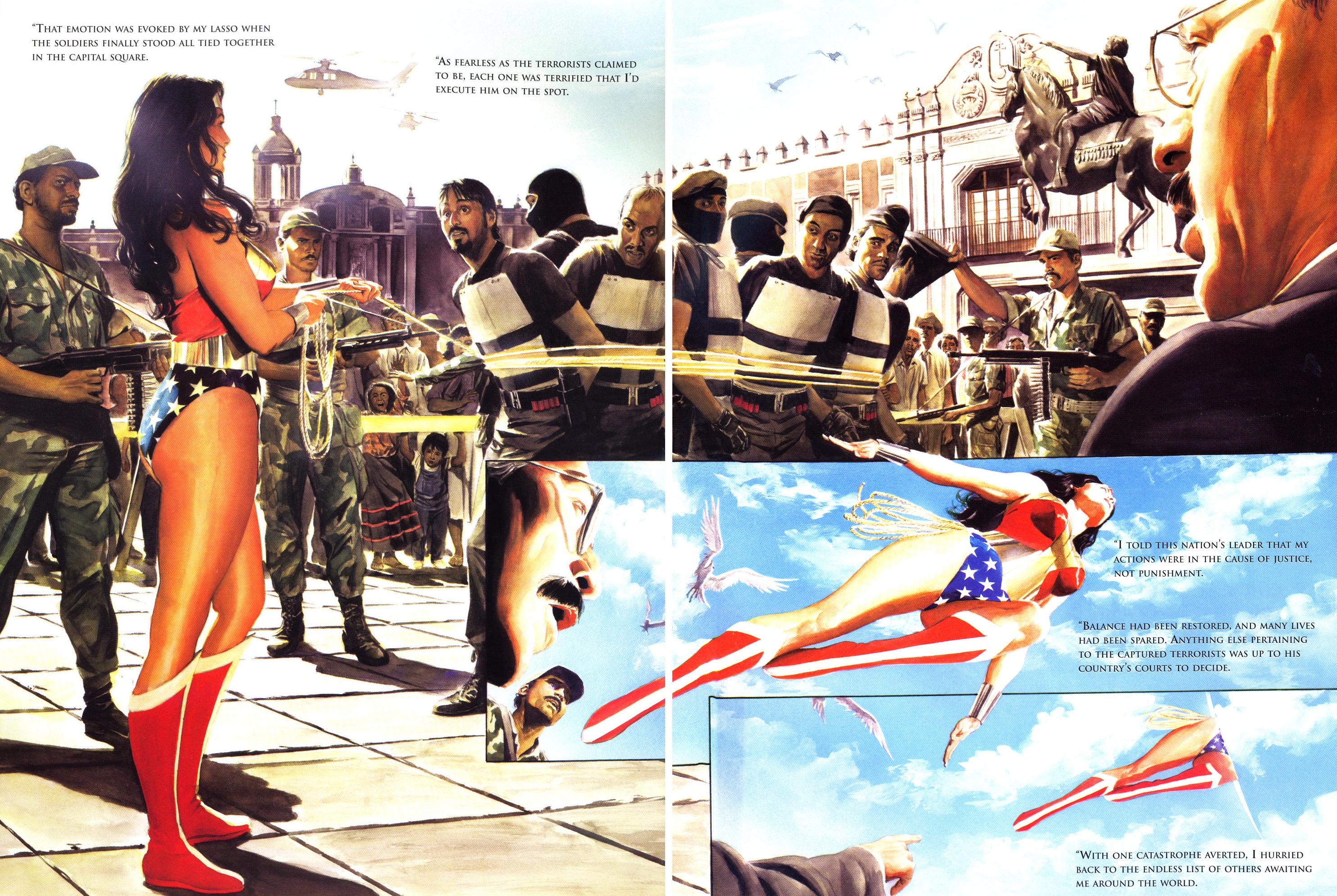 Read online Wonder Woman: Spirit of Truth comic -  Issue # Full - 13