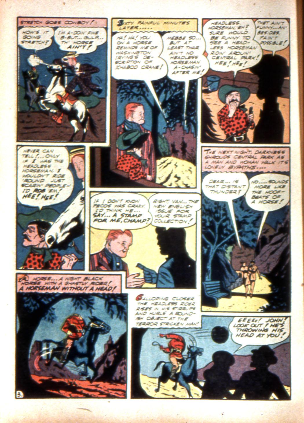 Read online Sensation (Mystery) Comics comic -  Issue #16 - 58