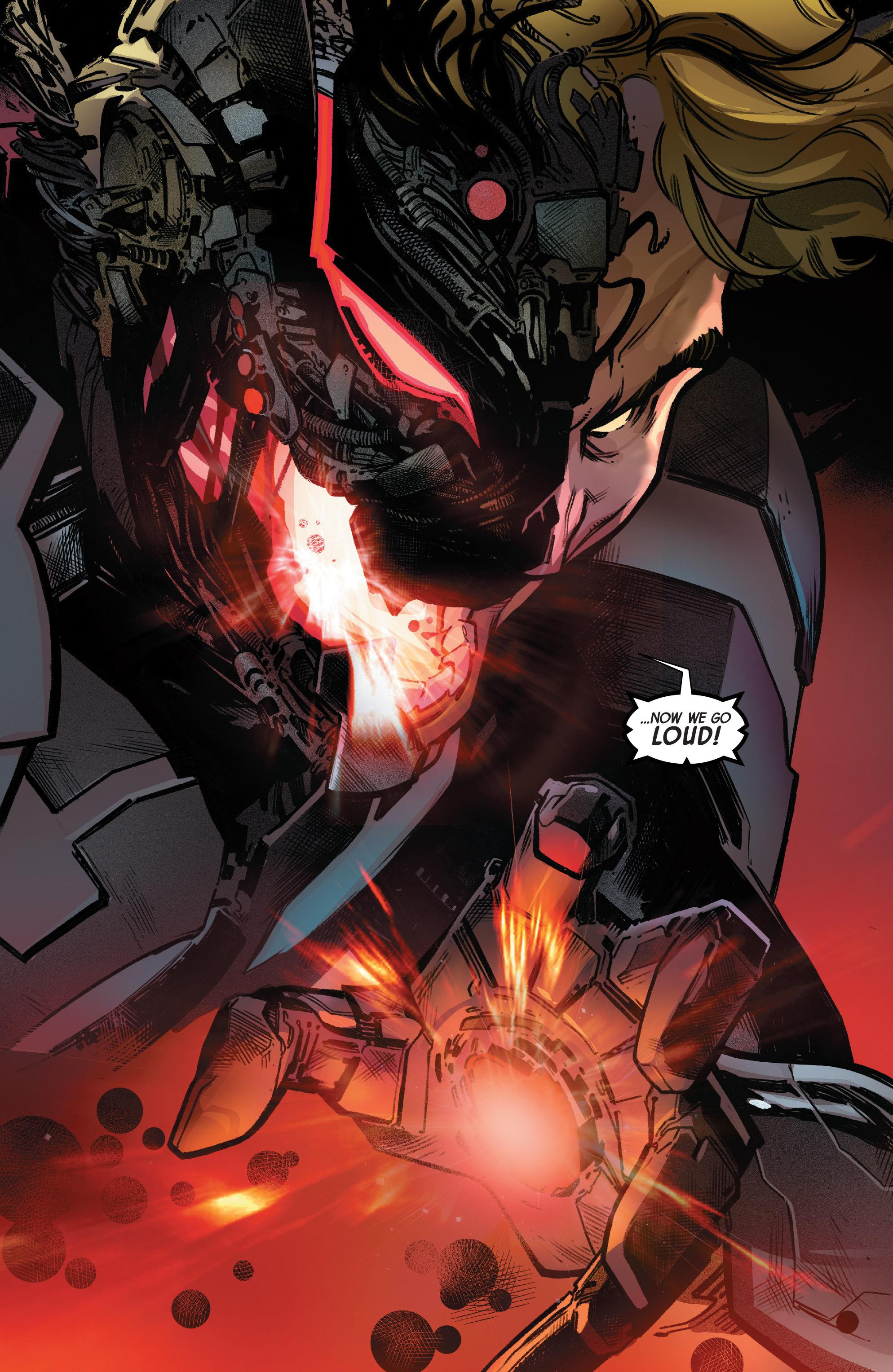 Read online Uncanny Avengers [II] comic -  Issue #10 - 18