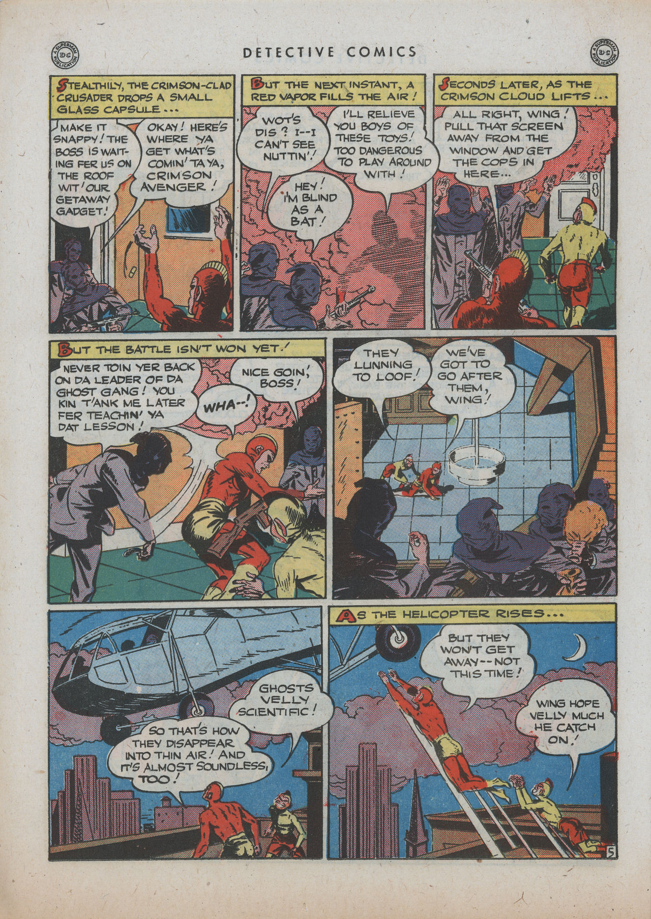 Read online Detective Comics (1937) comic -  Issue #89 - 32