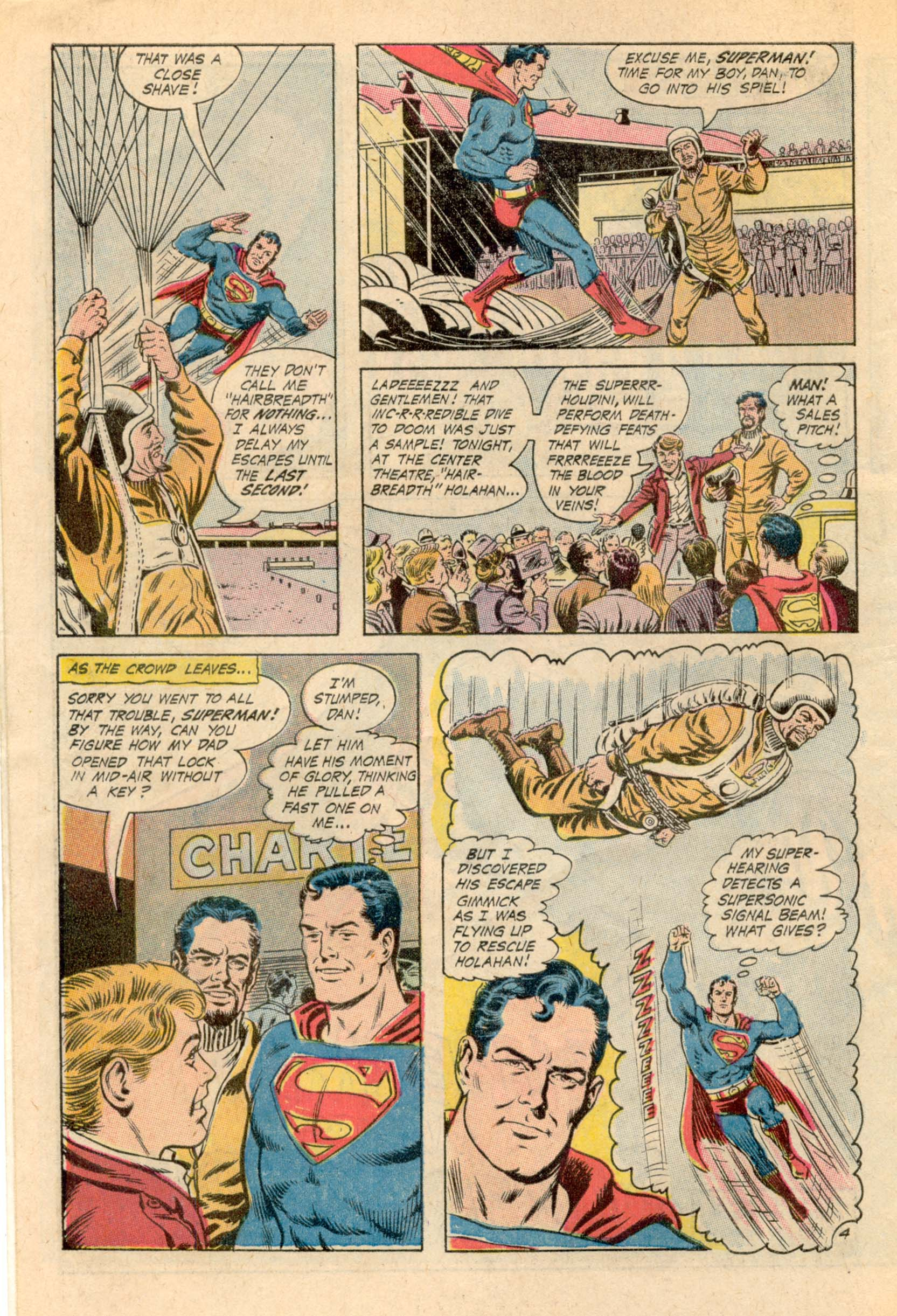 Read online Action Comics (1938) comic -  Issue #393 - 7