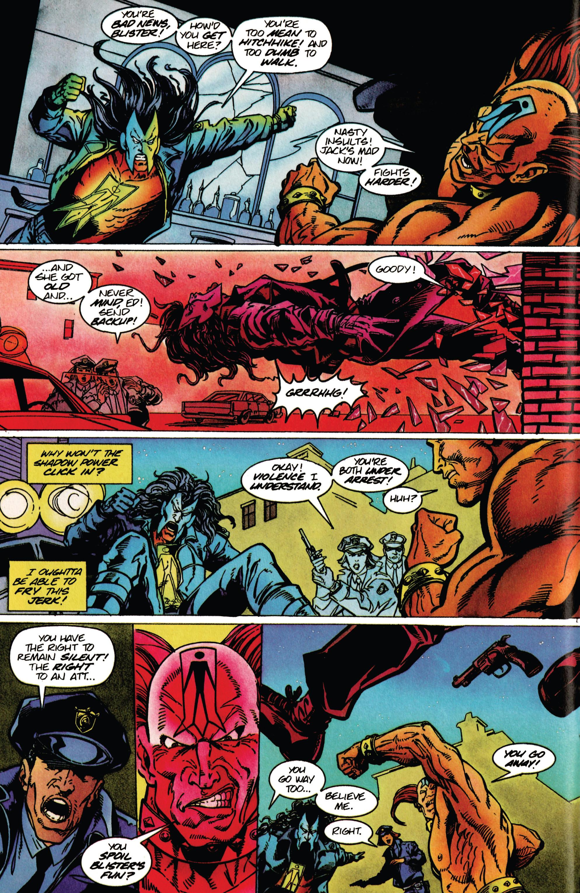 Read online Shadowman (1992) comic -  Issue #37 - 11