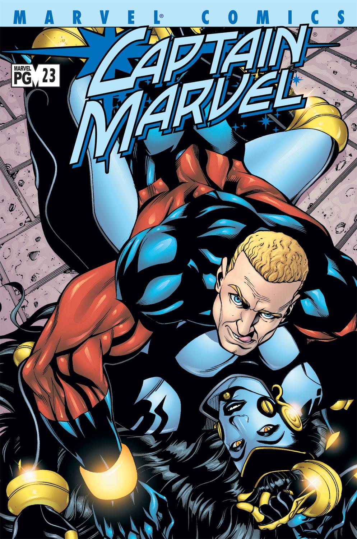 Captain Marvel (1999) Issue #23 #24 - English 1