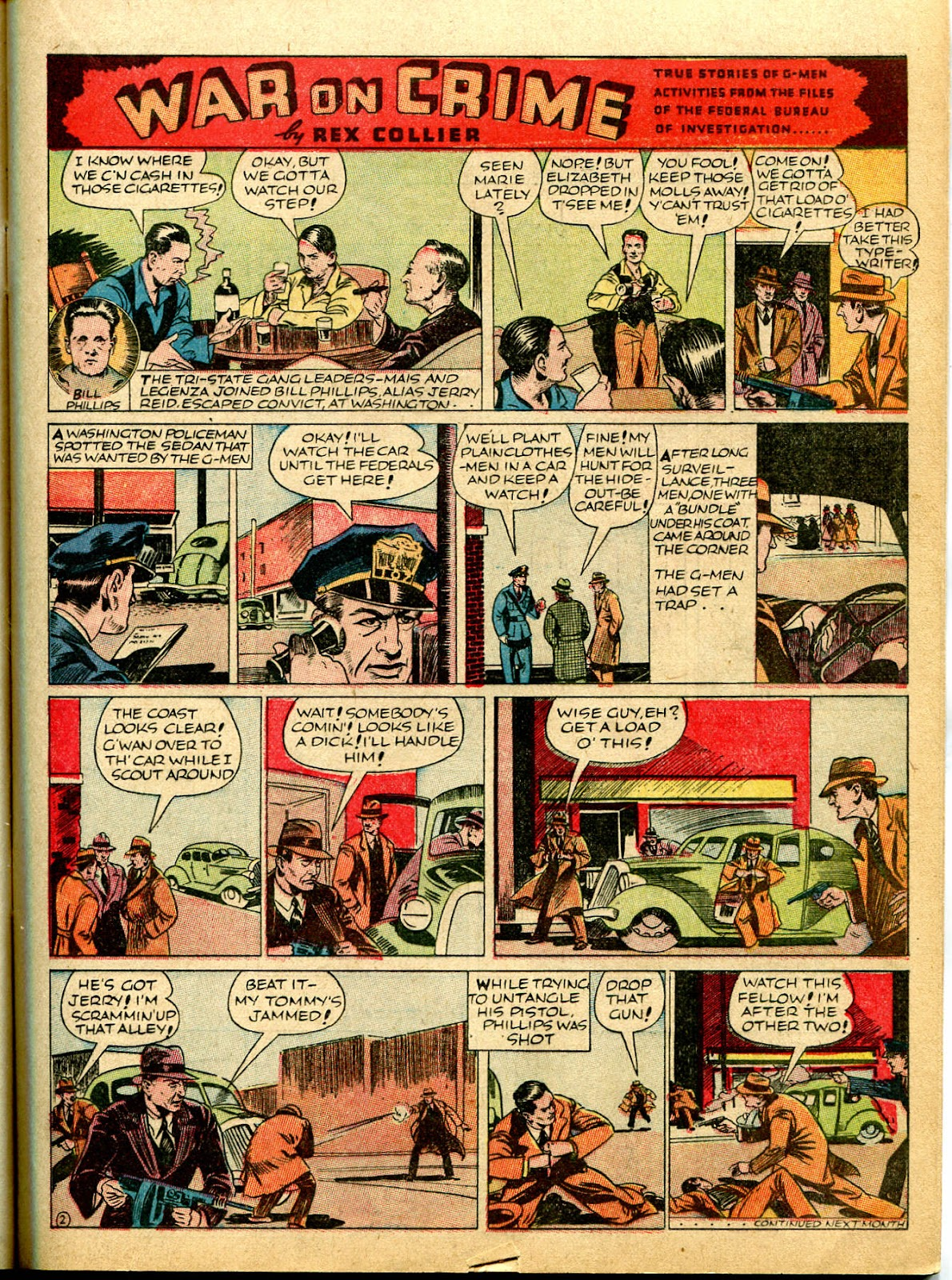 Read online Famous Funnies comic -  Issue #54 - 23
