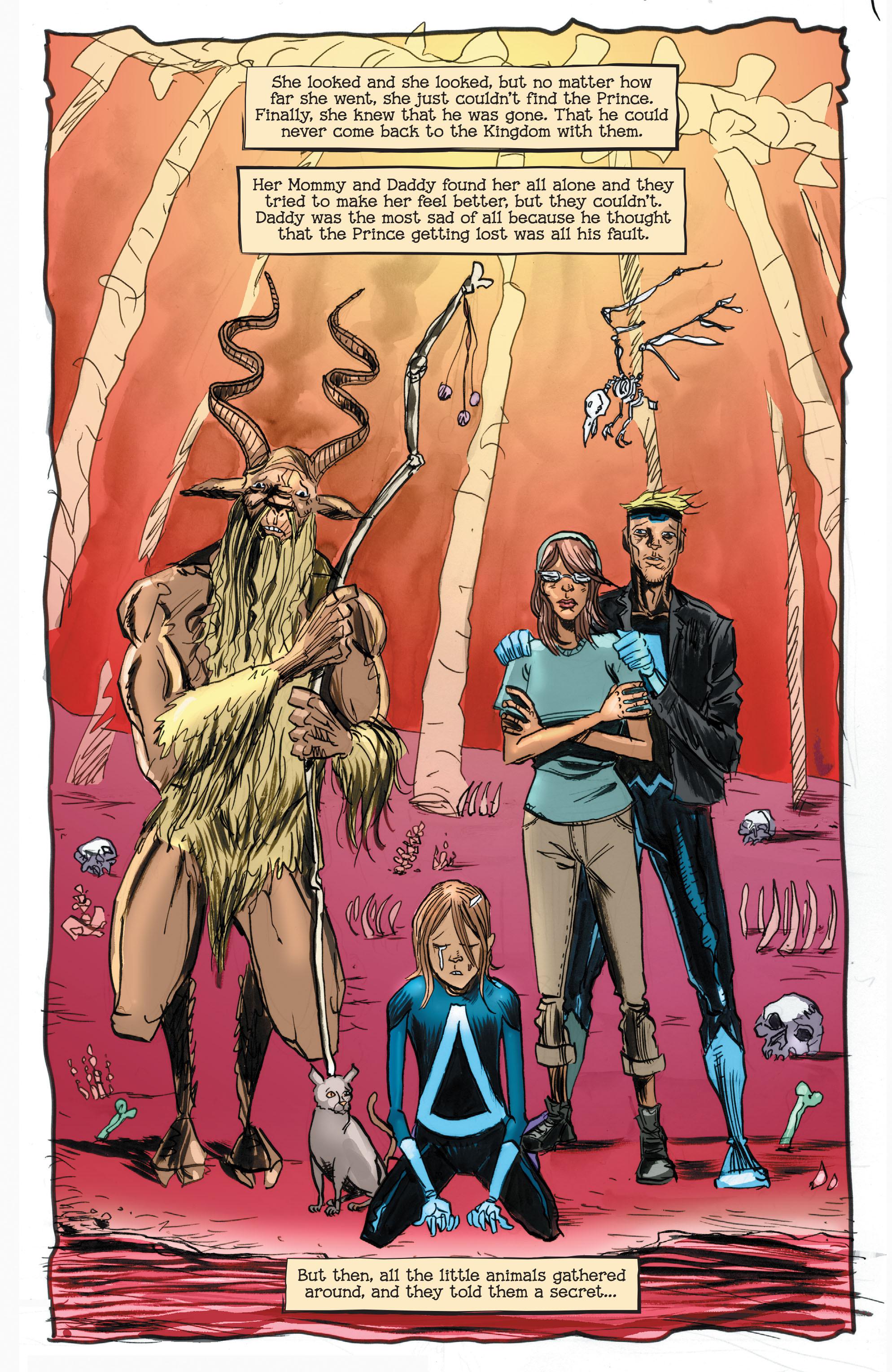 Read online Animal Man (2011) comic -  Issue #29 - 15