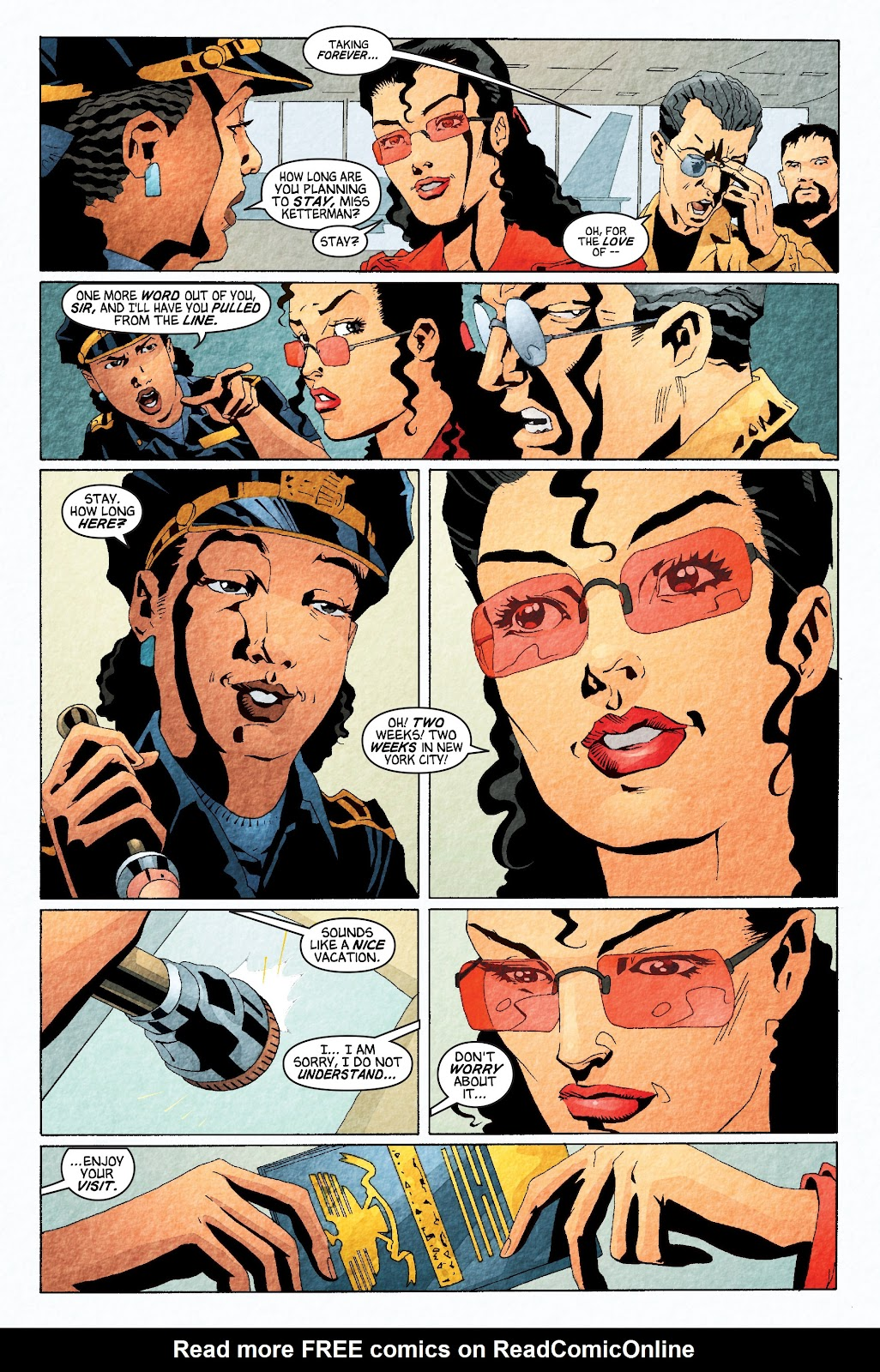 Read online Elektra (2001) comic -  Issue # _TPB Elektra by Greg Rucka Ultimate Collection (Part 1) - 88